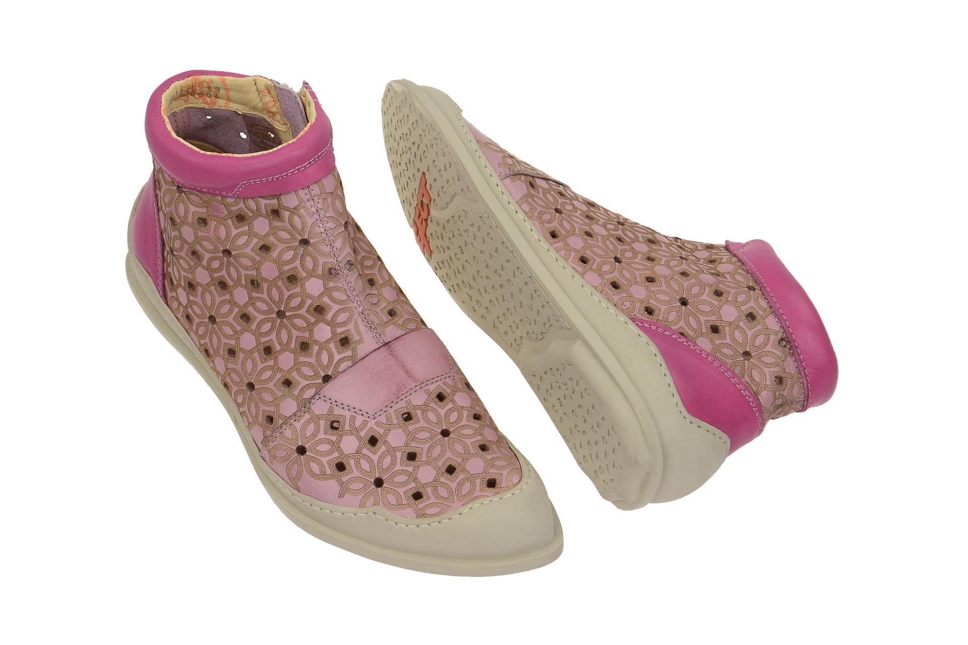 Eject 004 Pink 17650 Neu Damenschuhe Ciber Details Stiefeletten Zu Schuhe Rq4j3AL5