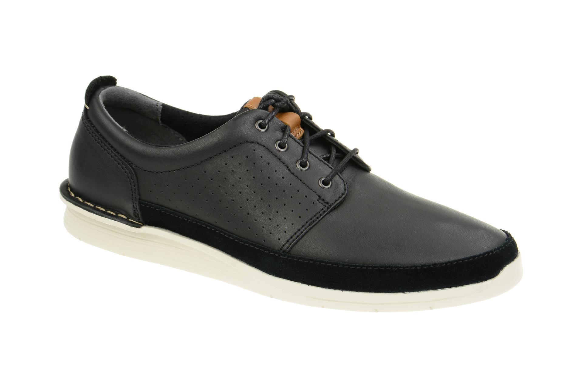 5dcf83c02ea0ff Clarks Polysport Edge Schuhe schwarz - Schuhhaus Strauch Shop