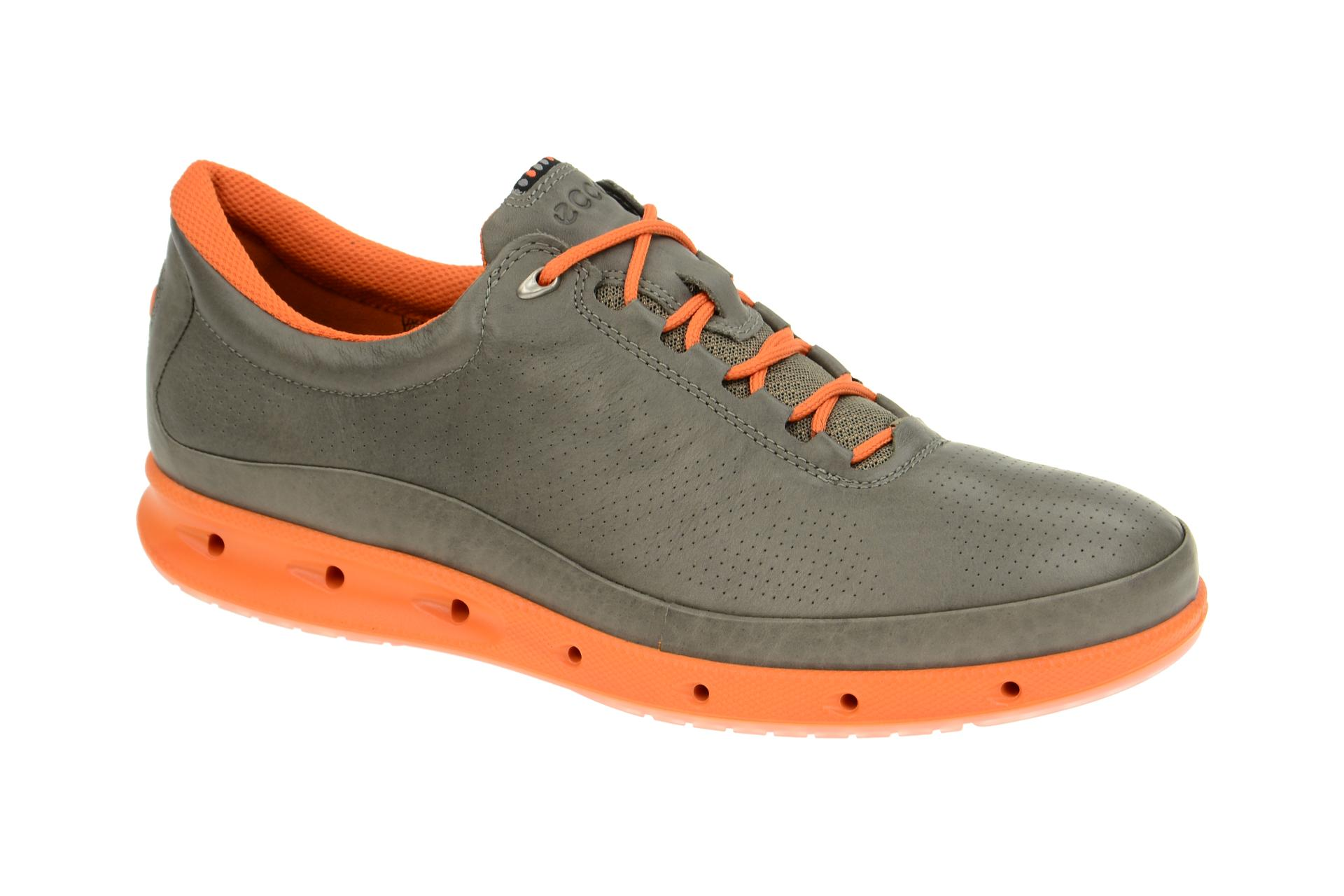 the best attitude c75e9 7e4b3 Ecco Cool Schuhe grau orange - 83130459556