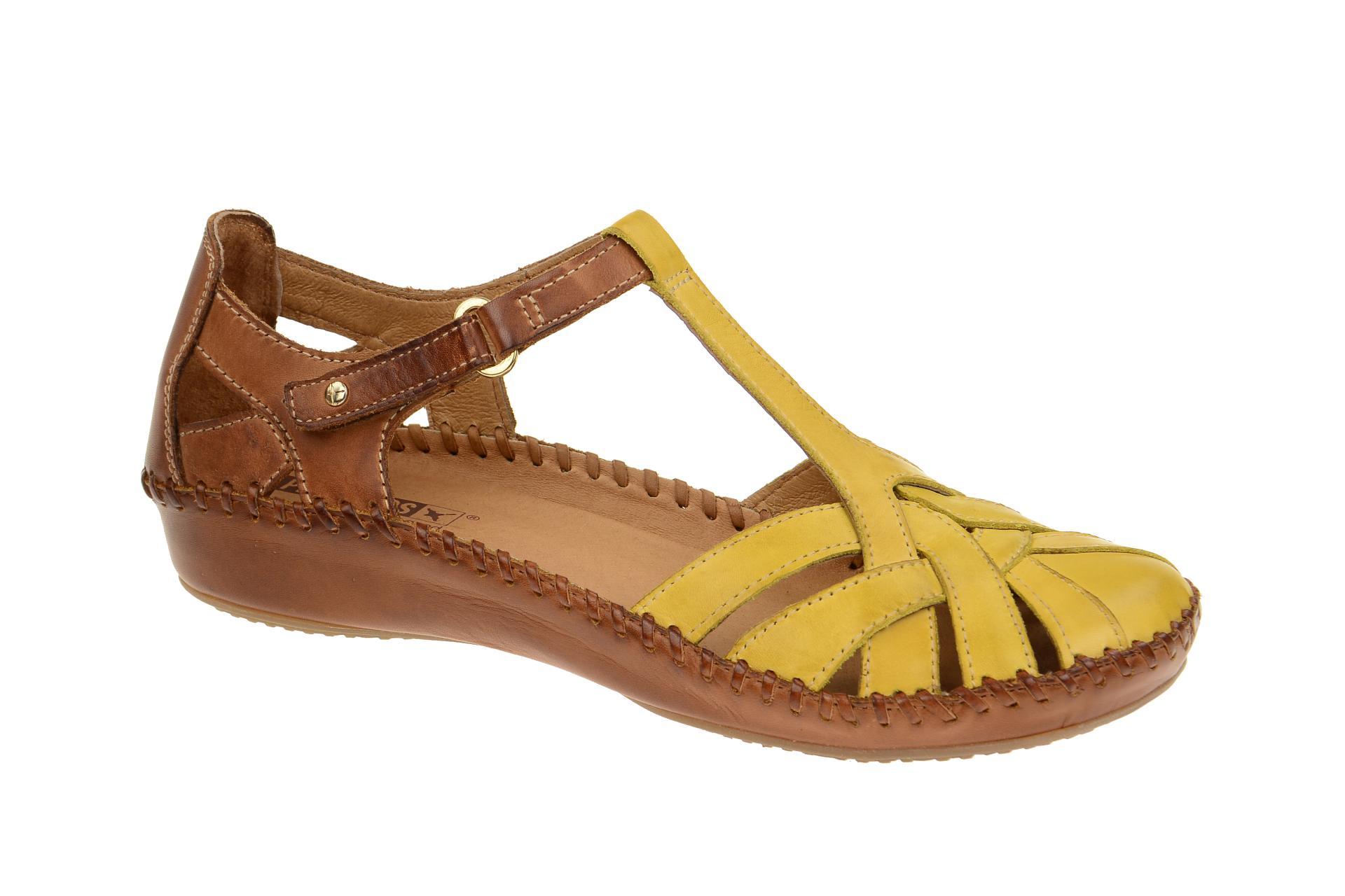 Pikolinos Vallarta Sandale braun 655-8312 Billig Bester Großhandel Der Günstigste Günstige Preis 9EmyU