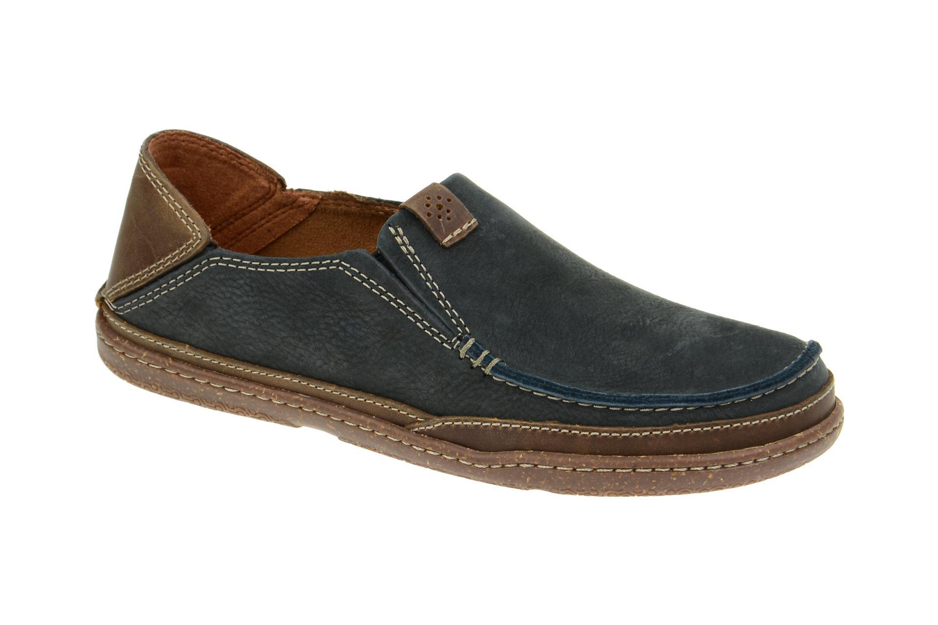 Schuhhaus Form Blau Shop Clarks Schuhe Strauch Trapell Slipper orthCBQdsx