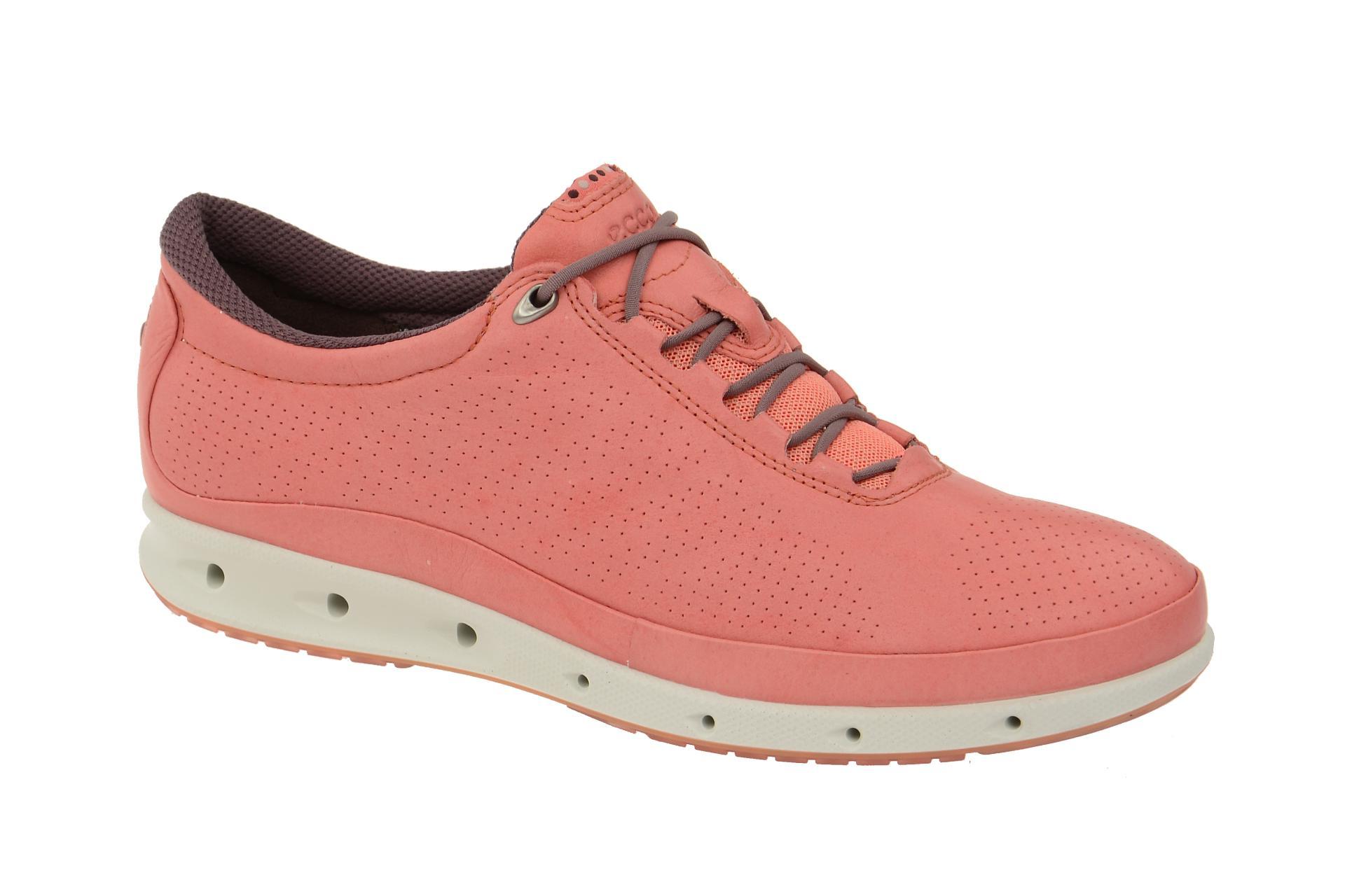70f5005b40383c Ecco Cool Schuhe rosa coral GORE-TEX - Schuhhaus Strauch Shop