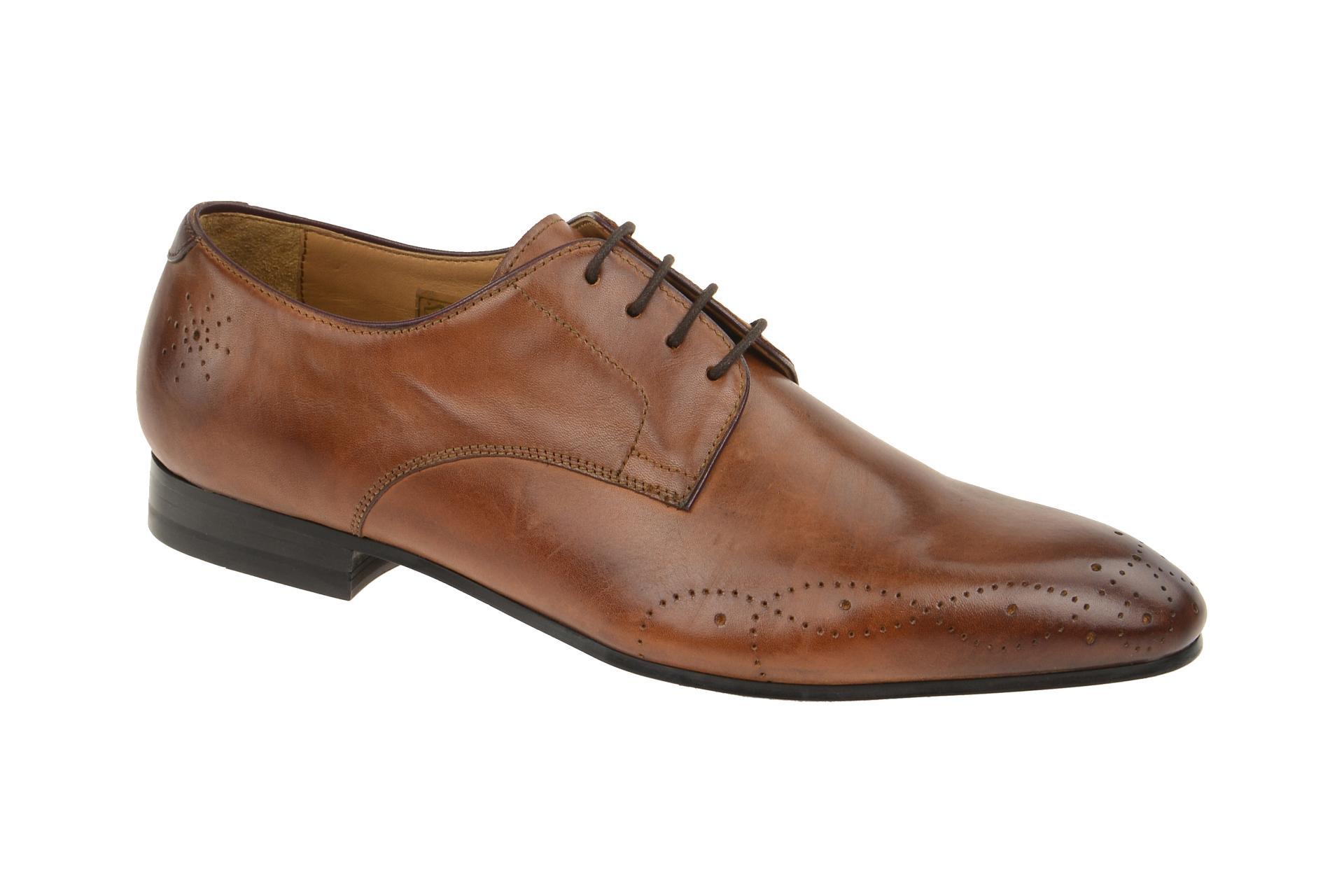 Gordon & Bros. Gordon & Bros Schuhe Matteo braun tan 623038 :: Braun - 41 - Männlich - Erwachsene