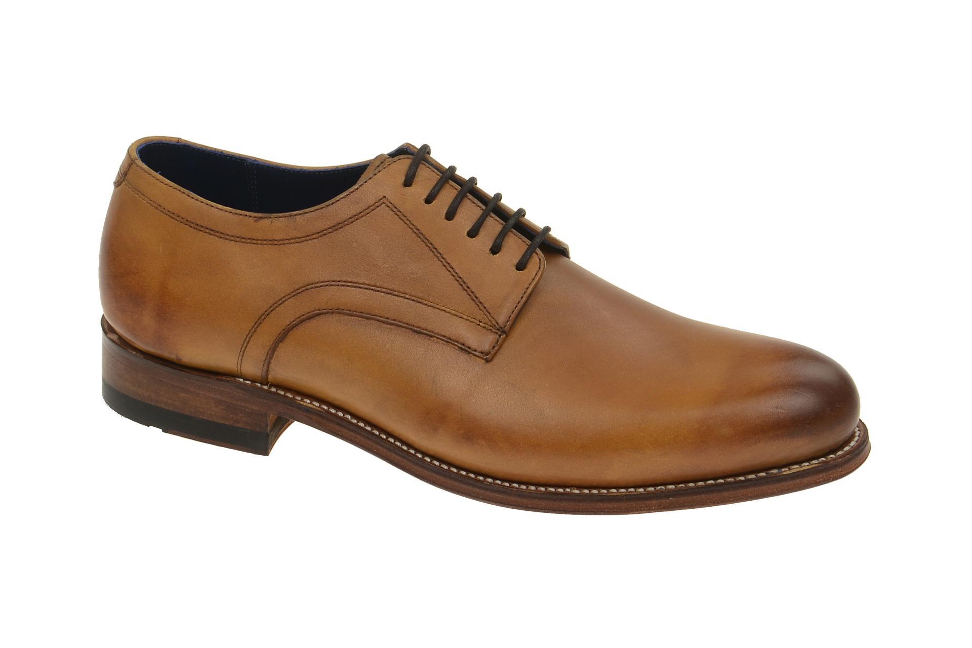 Gordon & Bros. Schuhe Levet tan braun rahmengenäht 2320 :: Braun - 40 - Männlich - Erwachsene