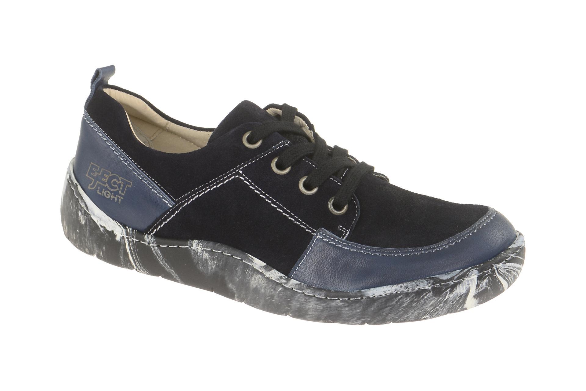 Eject Schuhe OCEAN blau Herrenschuhe sportliche Halbschuhe 17916.006 NEU