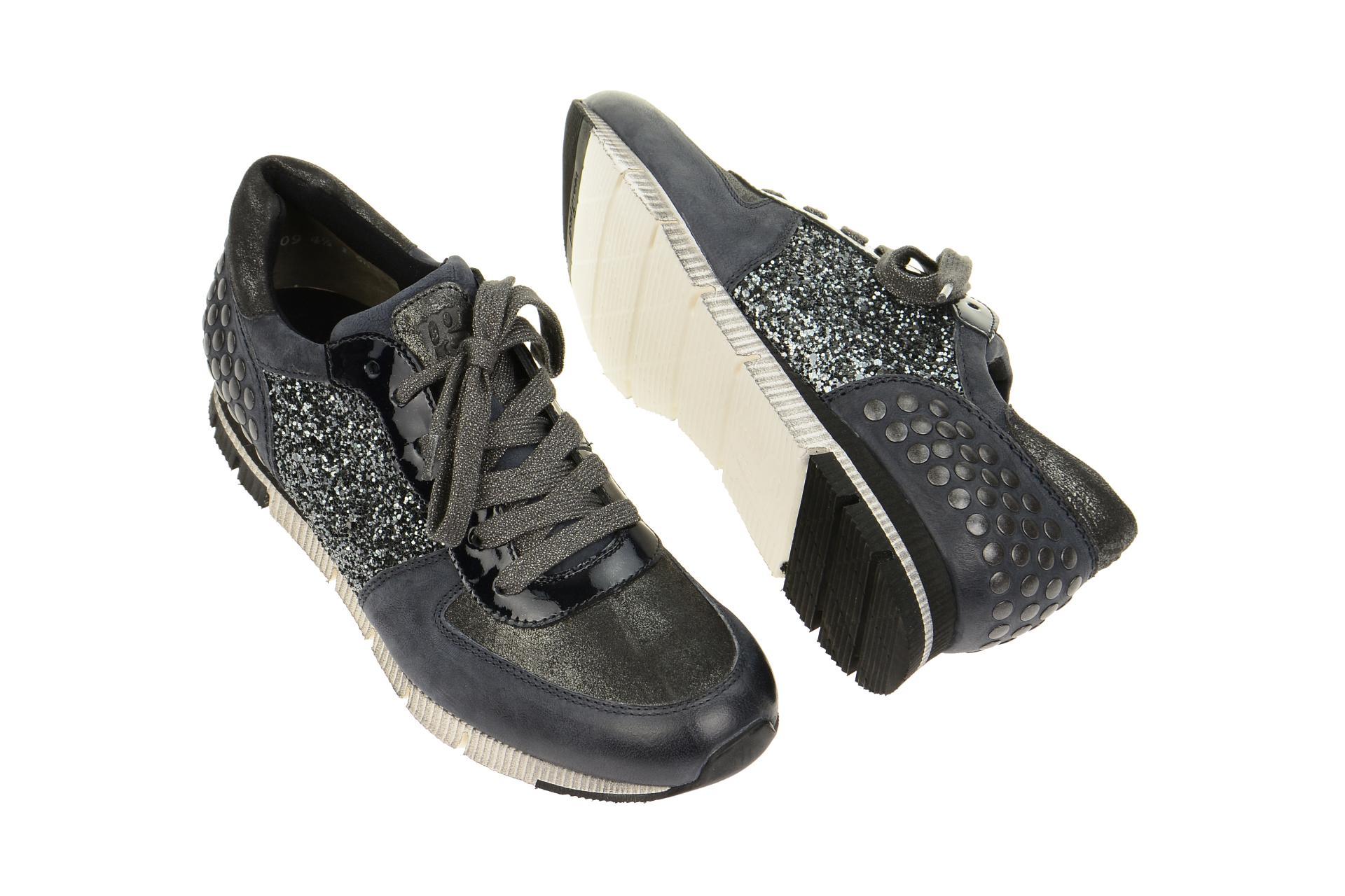 paul green schuhe grau sneakers 4223 076 schuhhaus. Black Bedroom Furniture Sets. Home Design Ideas