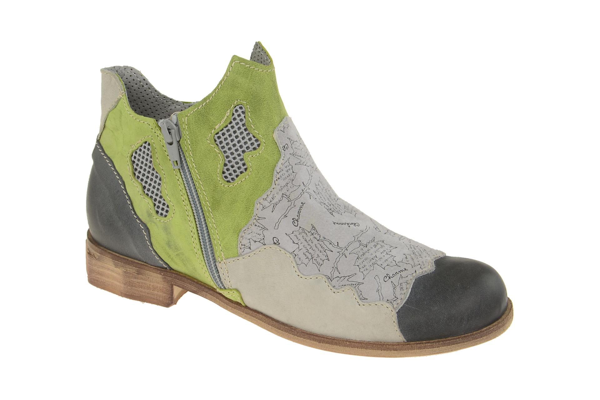 brand new 11470 383d8 Charme Stiefelette blau grau grün Gr 36, 38 - 0257-E
