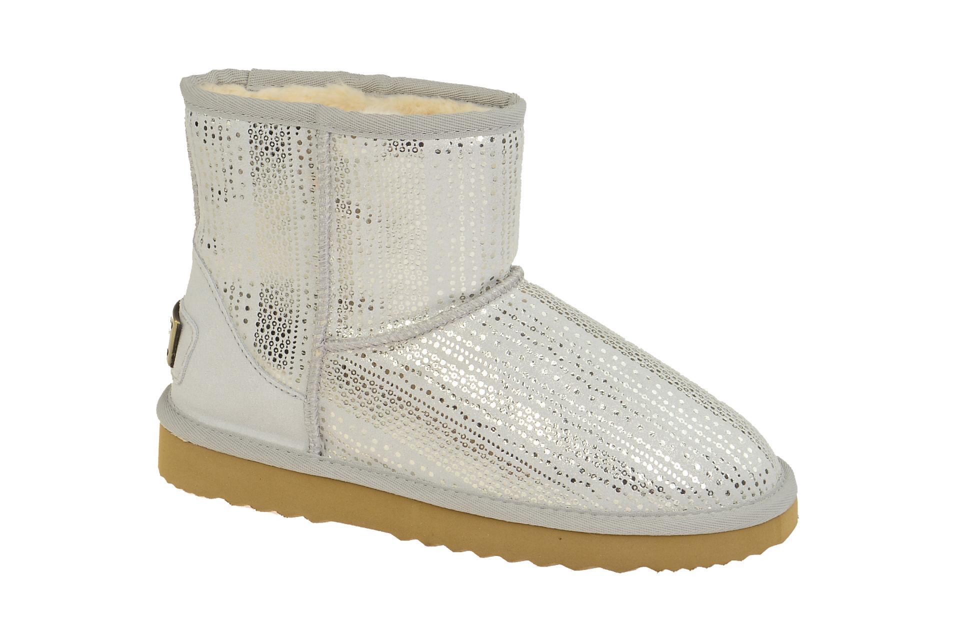 Oog Stiefel silber Boots 585469 - Schuhhaus Strauch Shop b87f6b23d1