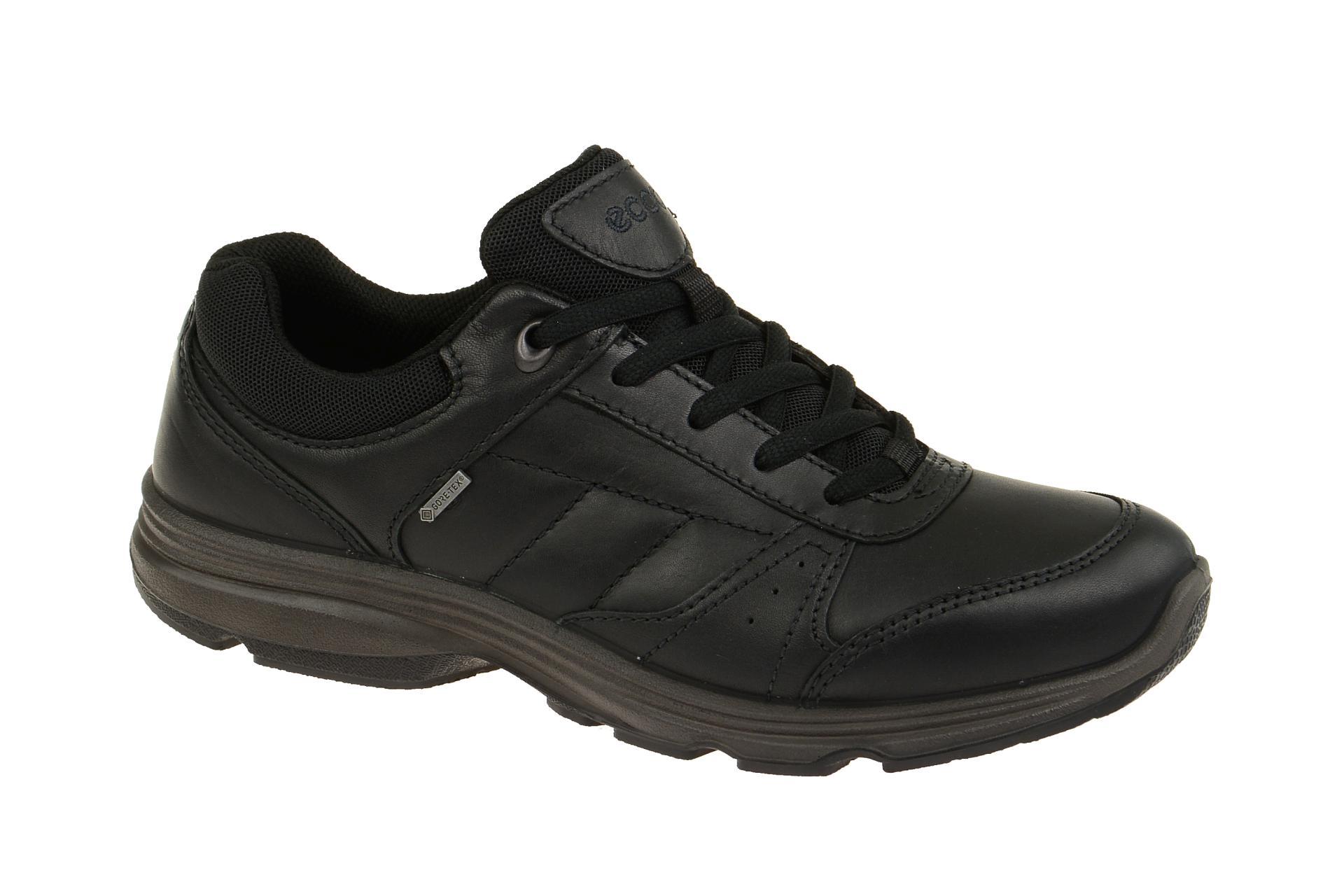 9160a5f084182f Ecco Light 4 Schuhe schwarz Gore-Tex - Schuhhaus Strauch Shop