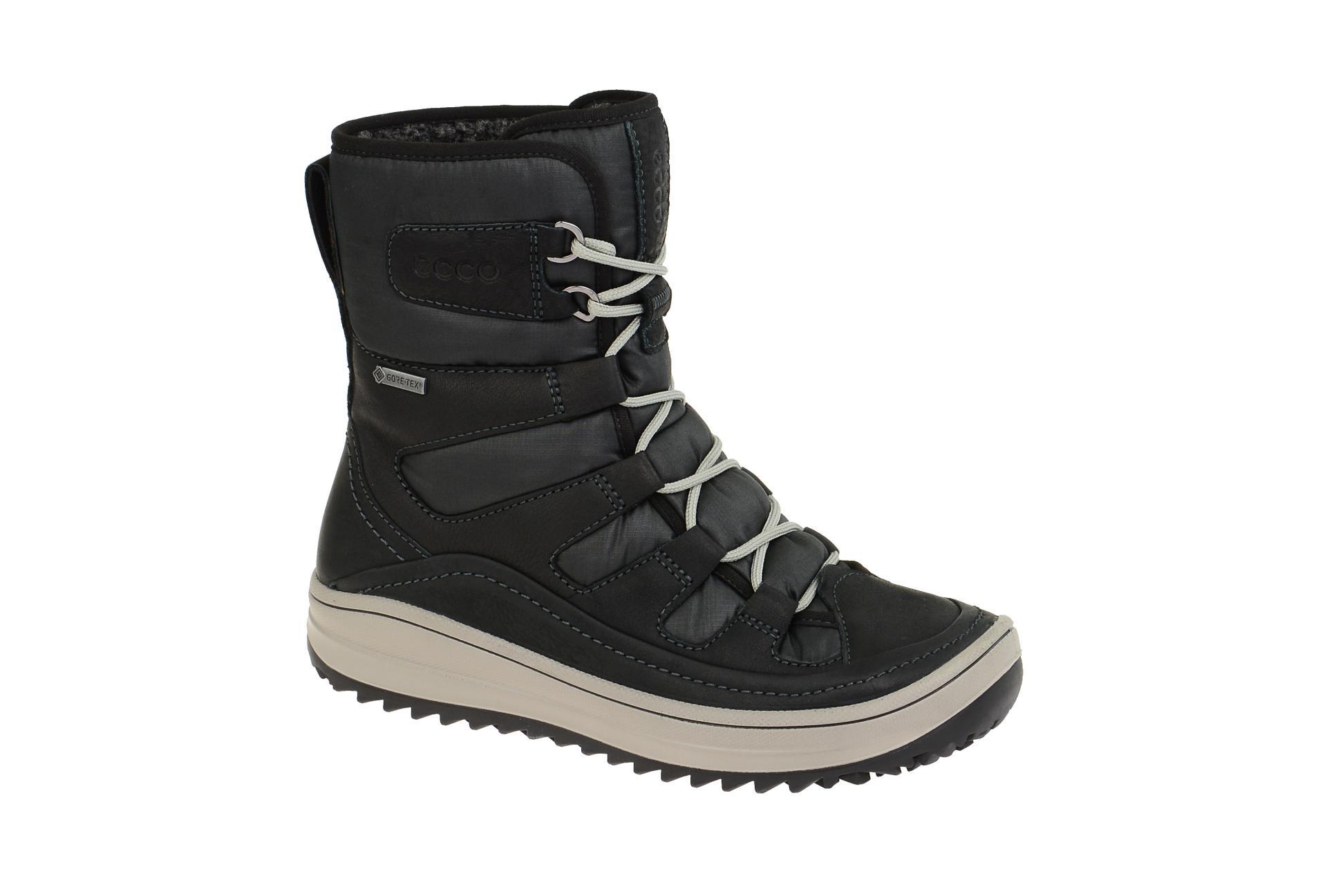 exklusive Schuhe erstaunliche Qualität Fabrik authentisch Ecco Trace schwarz 83404351052