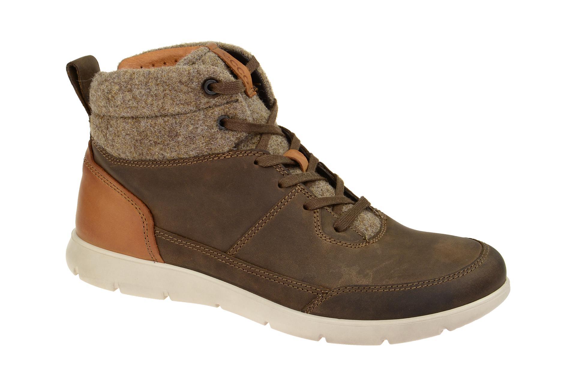 0101488faff24d Ecco Herren Stiefel Boots Iowa braun - Schuhhaus Strauch Shop