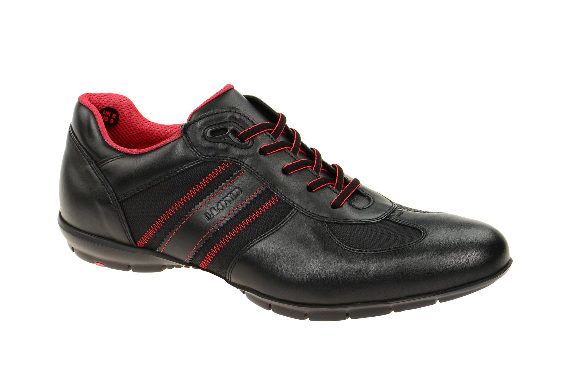 Shop Schuhe Lloyd Schuhhaus Sneaker Armand Strauch Schwarz 5j4ALR