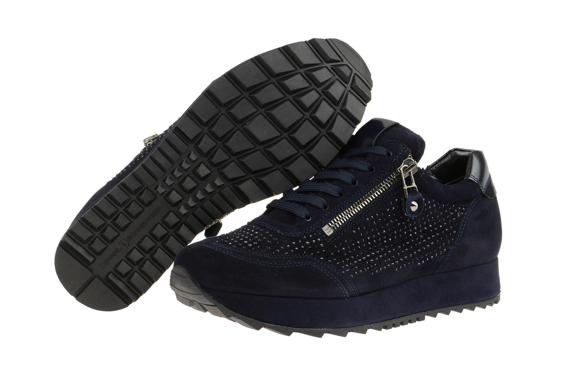 kennel und schmenger damen basket stiefel blau pacific sohle weiss 39 eu botschaft. Black Bedroom Furniture Sets. Home Design Ideas