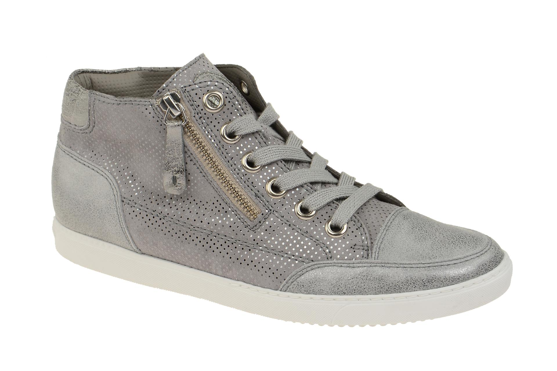 Paul Green Sneakers Schuhe braun 4242