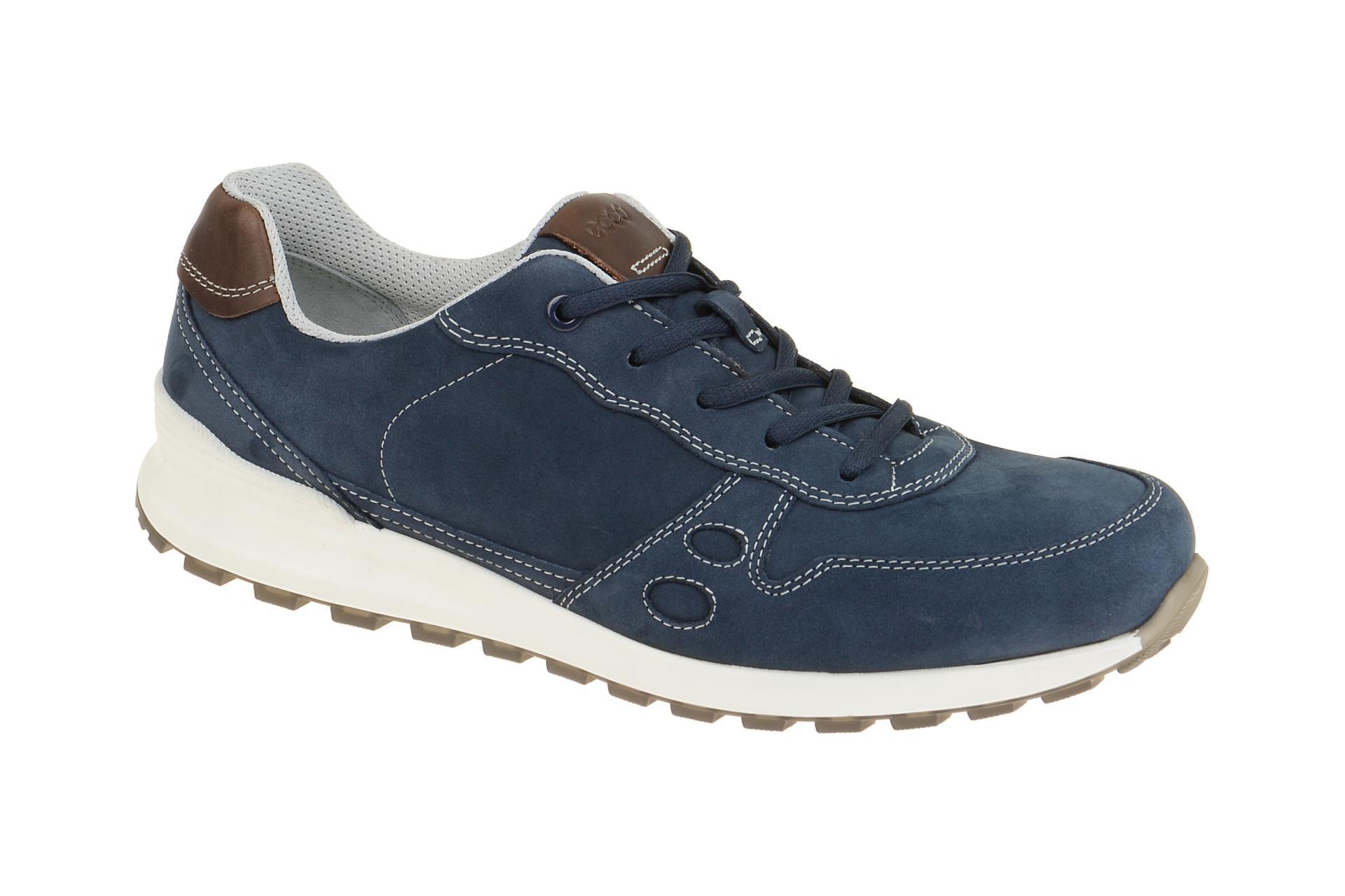 0bc0572817965a Ecco Schuhe CS 14 MEN`S blau Herrenschuhe Sneakers 53864450274 NEU ...