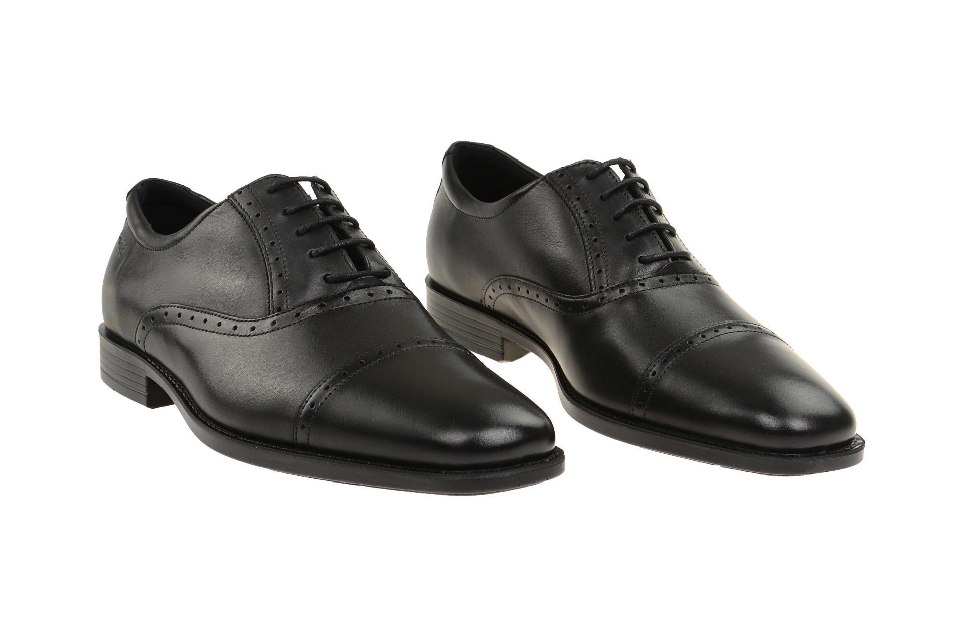Details zu Ecco Schuhe EDINBURGH schwarz Herrenschuhe elegante Halbschuhe 63263401001 NEU