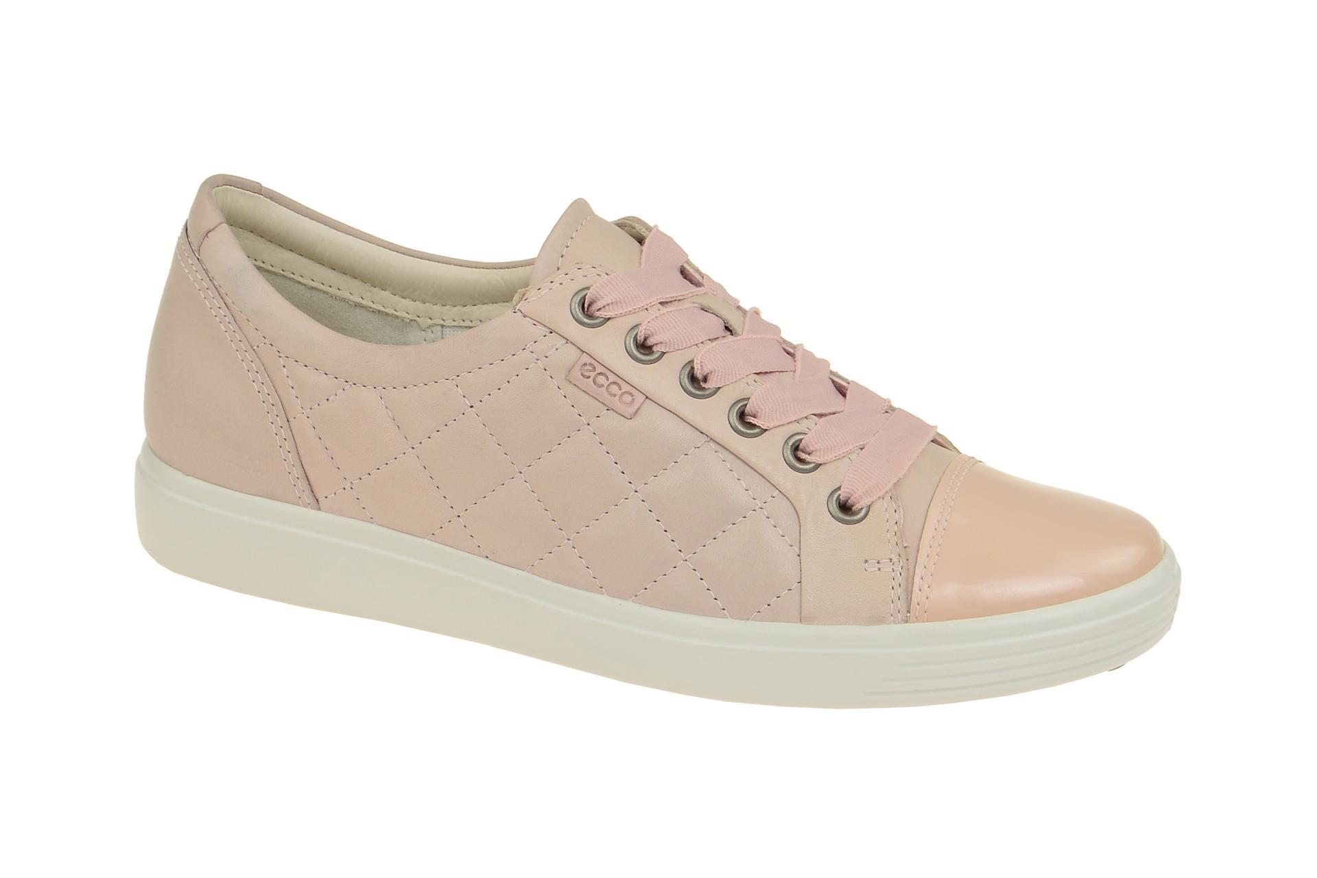 ecco soft 7 schuhe rosa sneakers gr 39 schuhhaus strauch shop. Black Bedroom Furniture Sets. Home Design Ideas