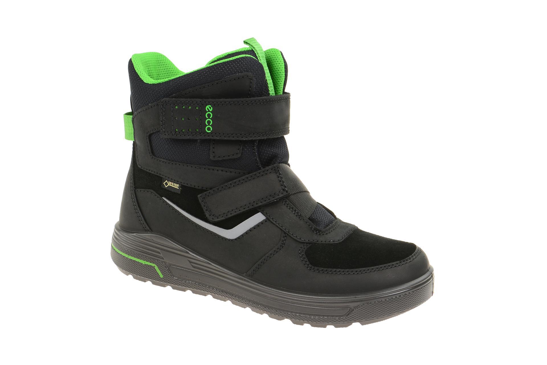 newest ae0c6 36896 Ecco Kinder Stiefel Urban Snowboarder schwarz Gore-Tex