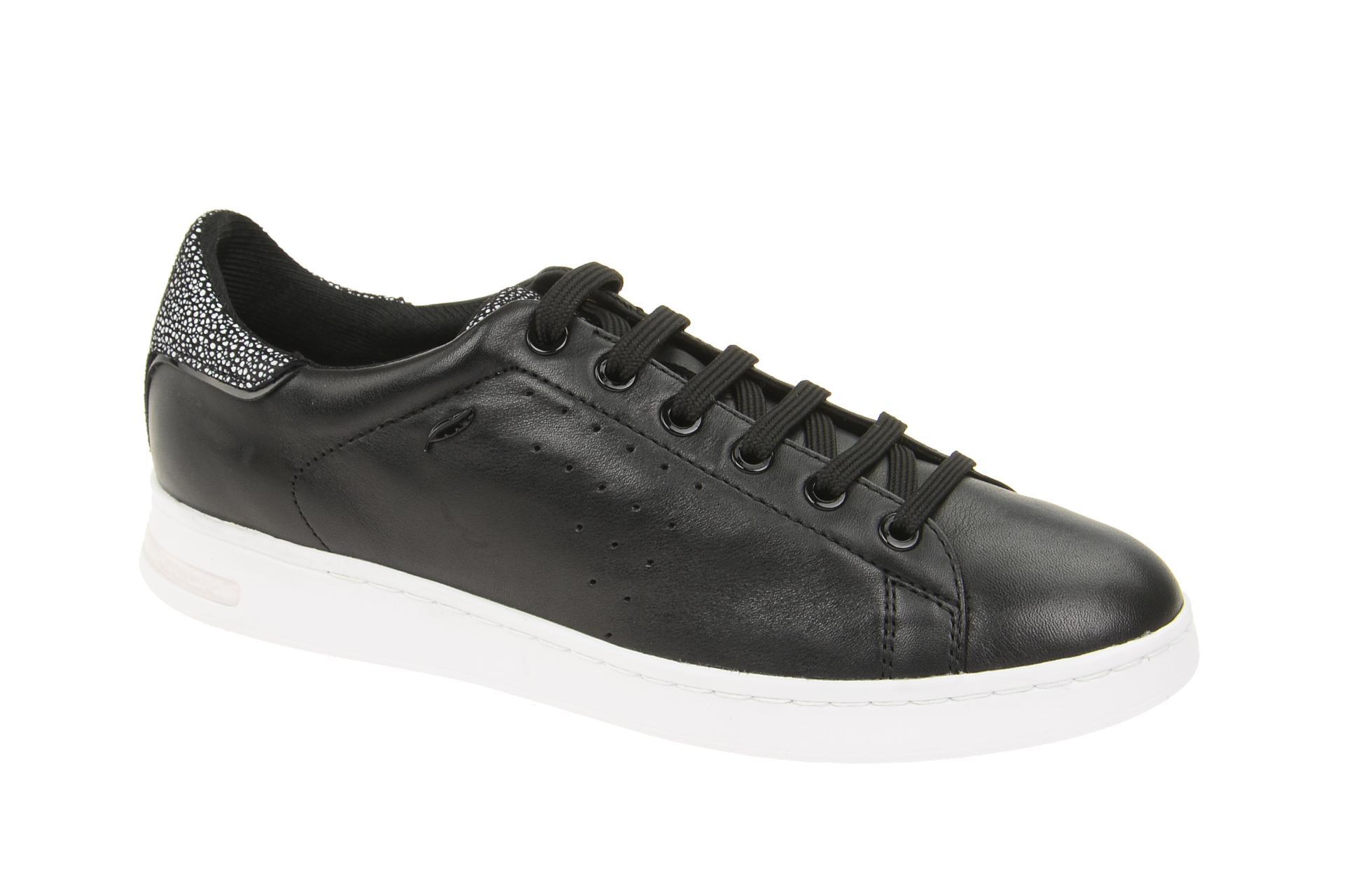 Geox Jaysen Damen Sneakers Turnschuhe Laufschuhe D621ba 000bv C2010 Weiss