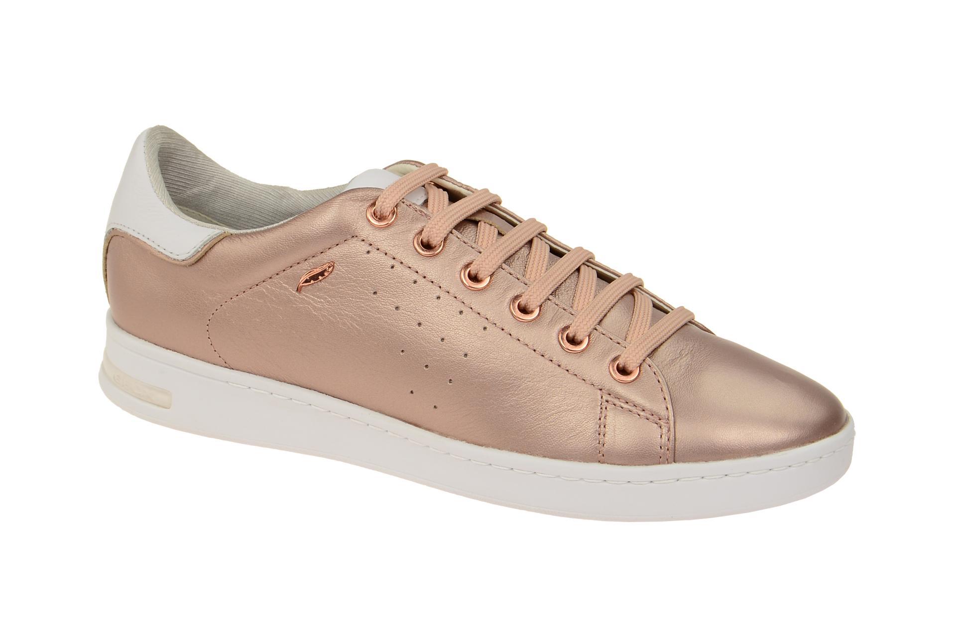 Geox Jaysen A Damenschuhe in weiß Sneakers 2018 (Gr. 37, 40, 41, 39)