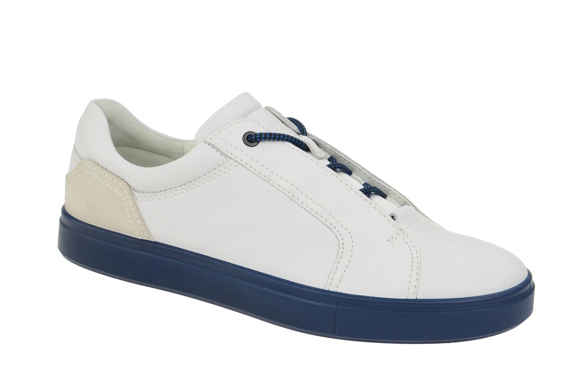 a2d05931bcf1d3 Ecco Kyle Schuhe weiß Sneaker - Schuhhaus Strauch Shop