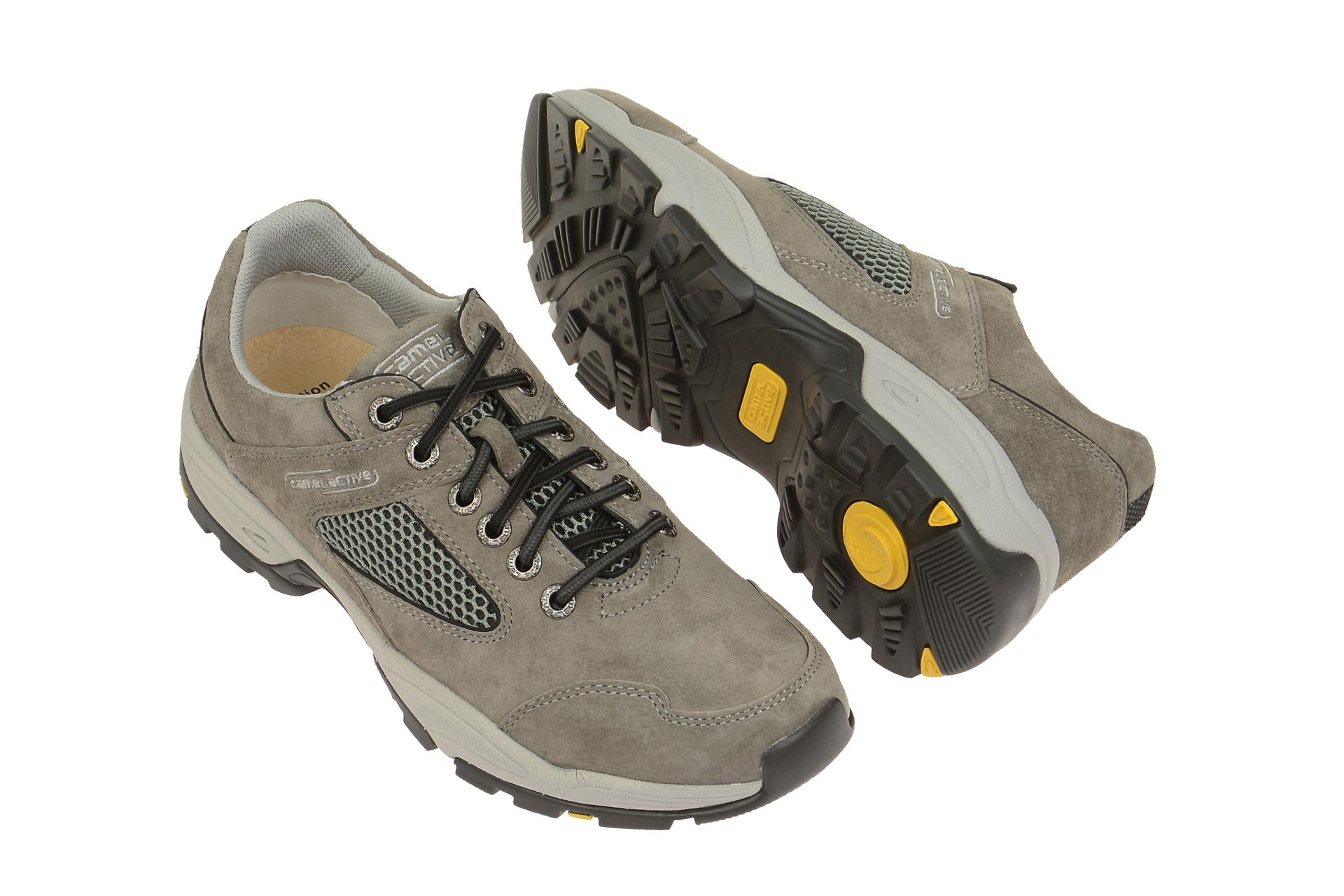 8c9b7f95b3e2 Details zu camel active Schuhe EVOLUTION grau Herrenschuhe sportliche  Halbschuhe 138.11.25