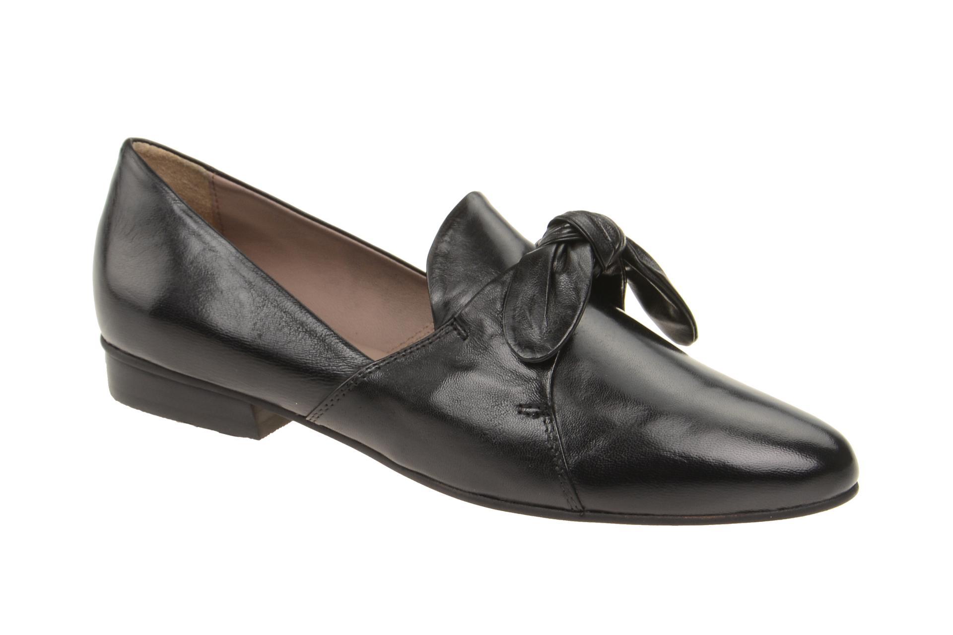 sale retailer 36e3d 06731 Details zu Everybody Schuhe 30589 schwarz Damenschuhe elegante Slipper  30589P2399 nero NEU