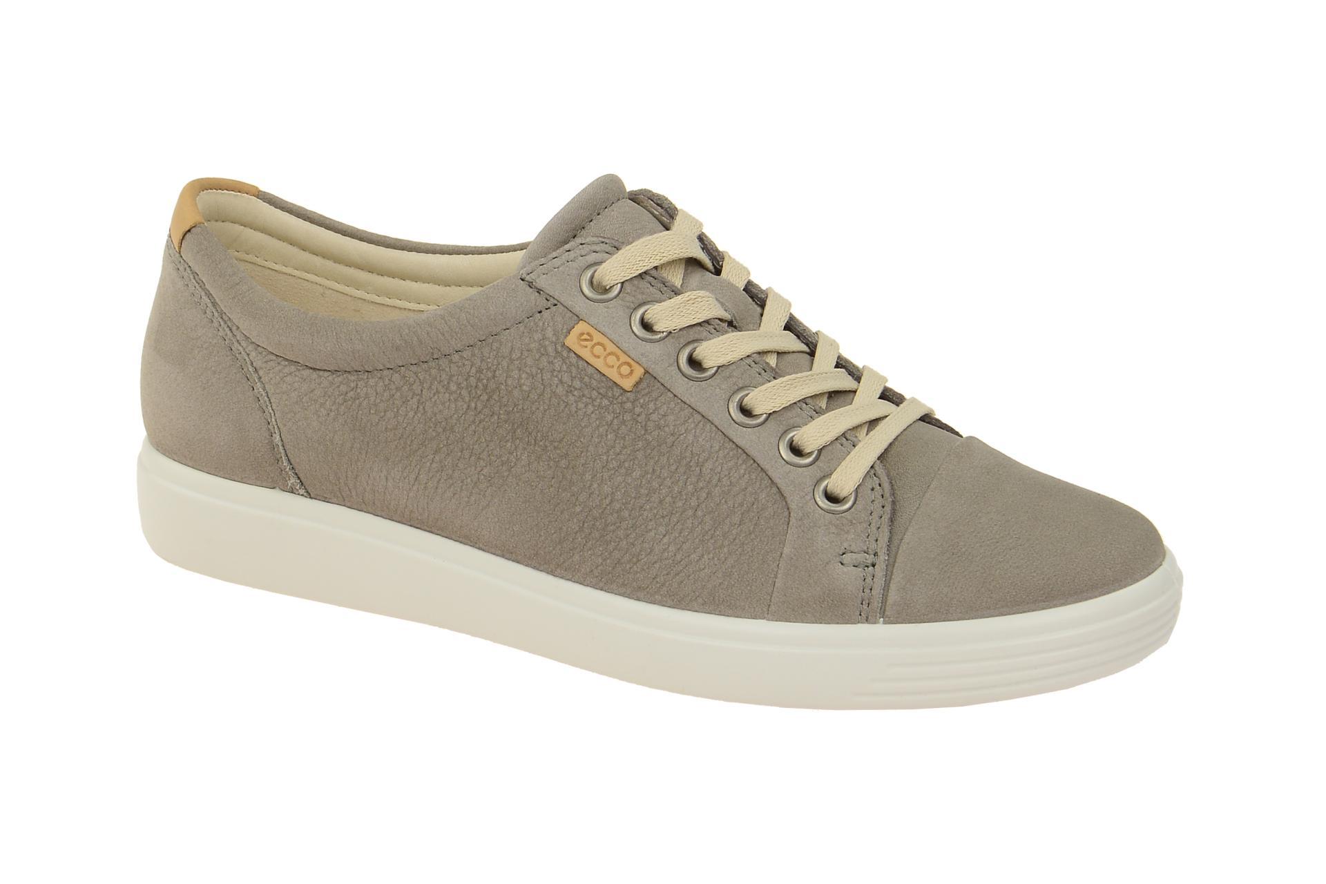7 Damenschuhe LADIES grau 43000302375 Ecco NEUeBay SOFT Schuhe 5Rj34AqL