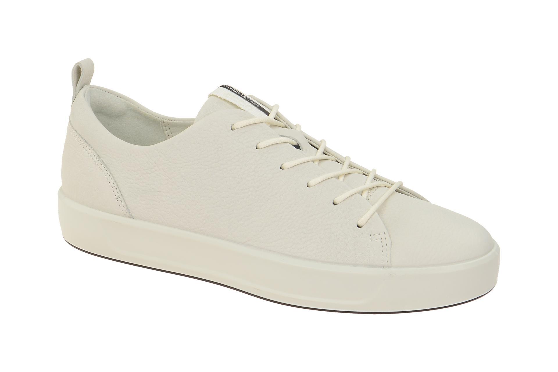 cb63a5dd8d4436 Ecco Sneaker Schuhe Soft 8 Ladies weiß - Schuhhaus Strauch Shop