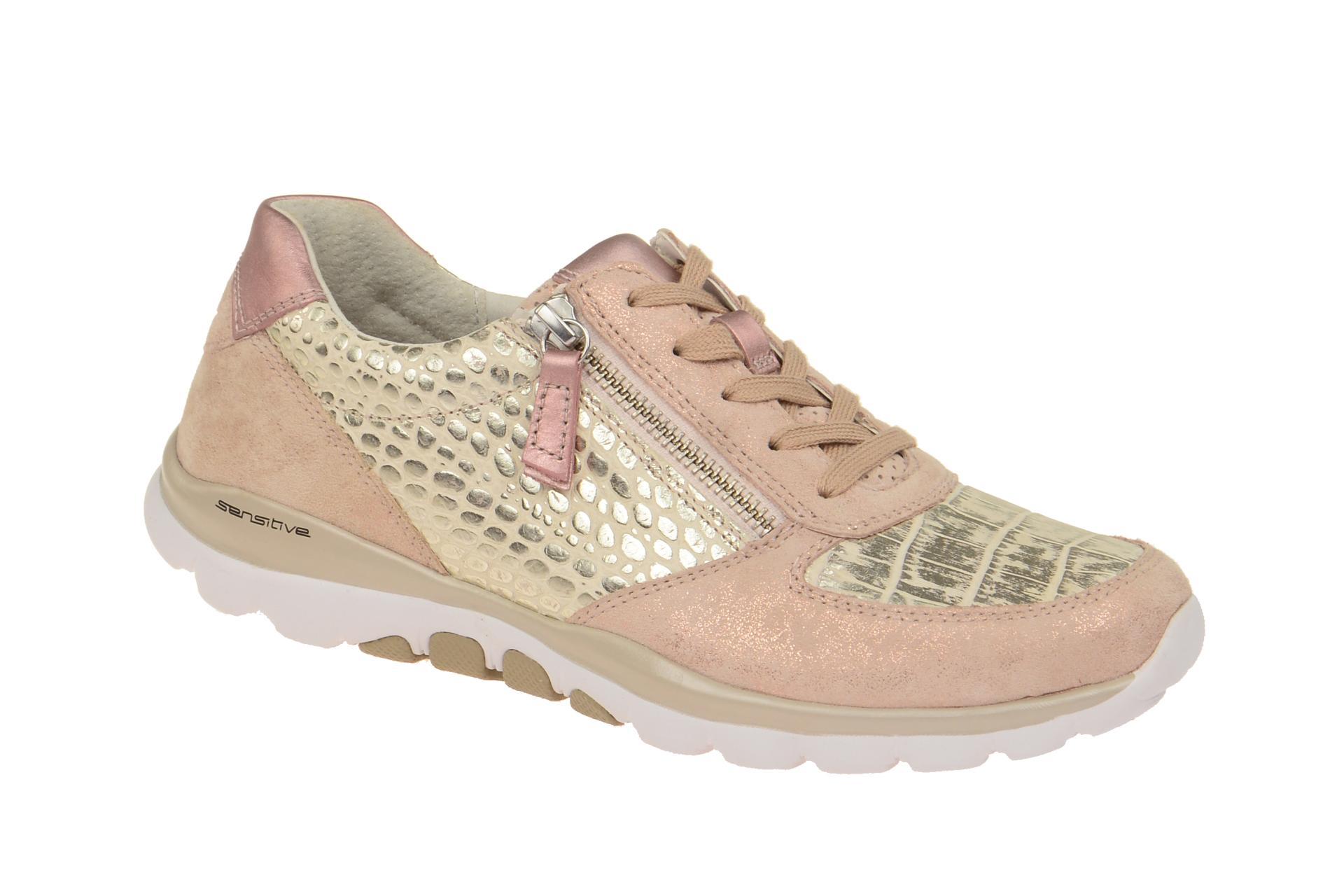 Großhandel bezahlbarer Preis Angebot Details zu Gabor Schuhe 86.968 pink Damenschuhe Halbschuhe 86.968.18 NEU