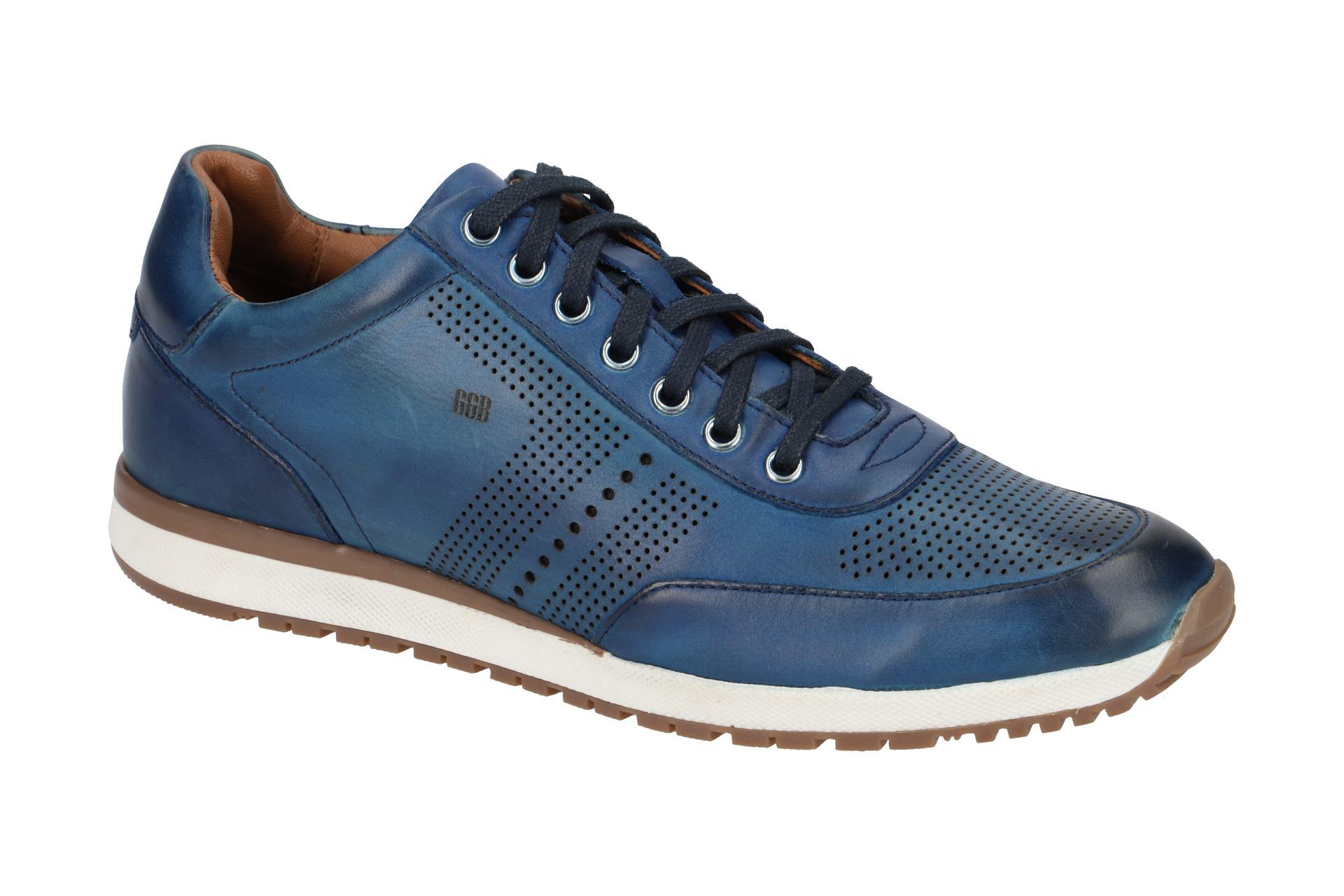 gordon bros schuhe sneaker blau new conte schuhhaus. Black Bedroom Furniture Sets. Home Design Ideas
