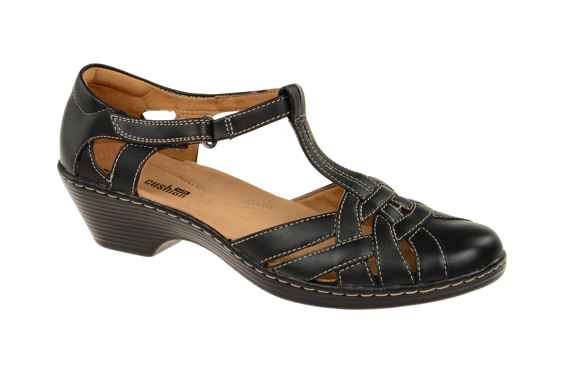 Clarks Damen Sandale - Sandaletten WENDY LORAS