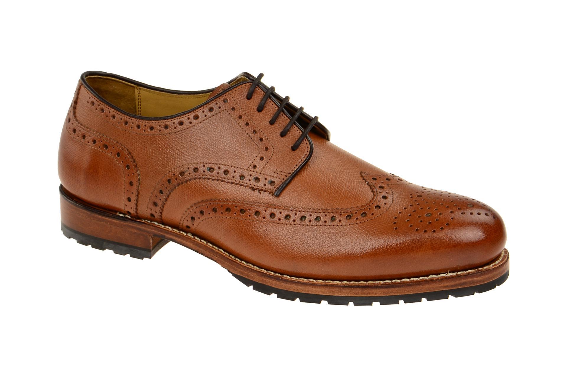 Gordon Bros Schuhe Levet braun 2318AD - Schuhhaus Strauch Shop 19d0548fed
