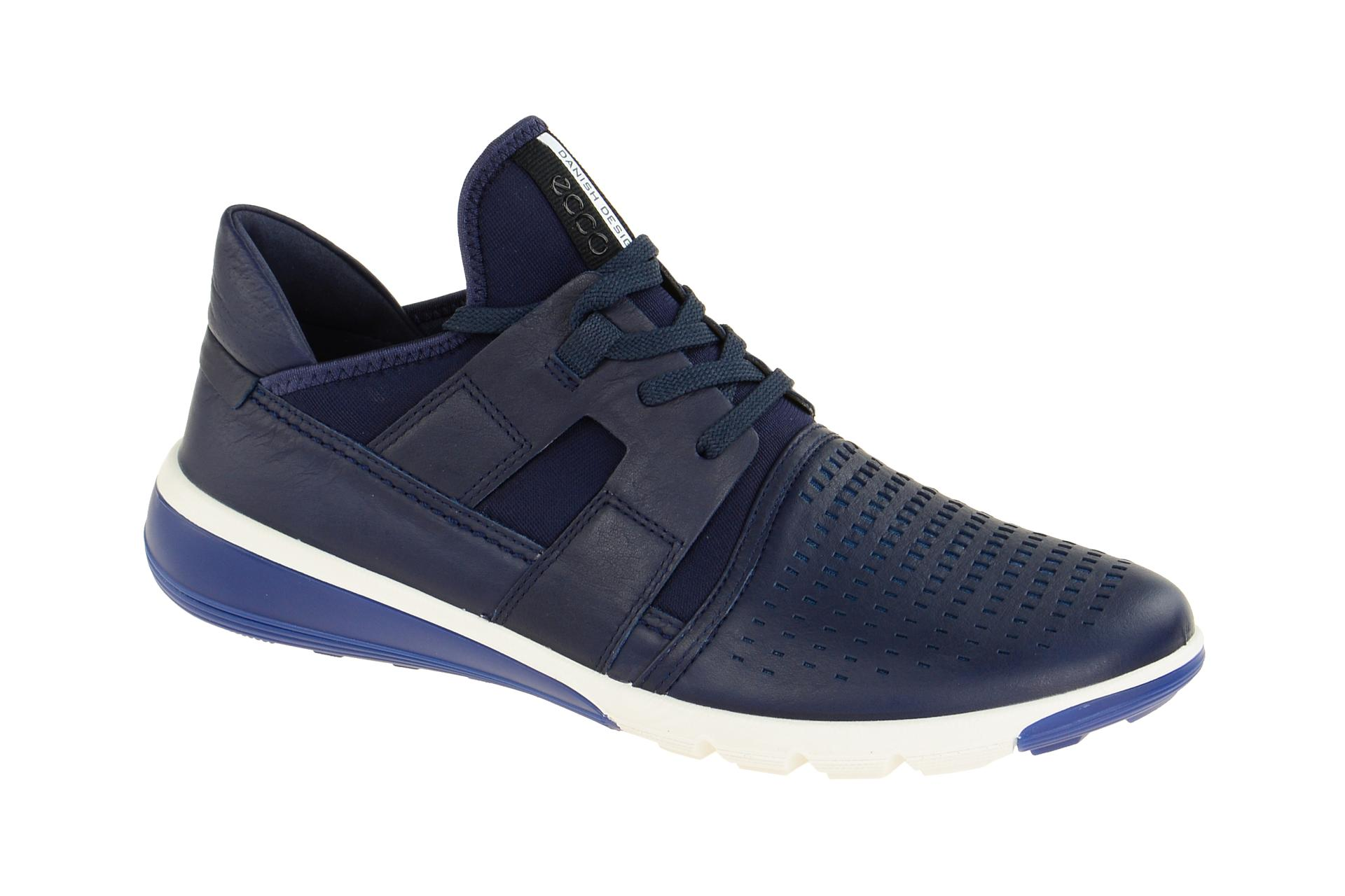 05f5285bdc9d00 Ecco Intrinsic blau 86059458960 - Schuhhaus Strauch Shop
