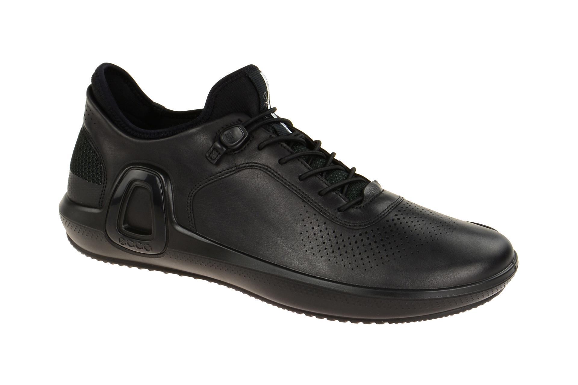 dde7c8fbd2c216 Ecco Schuhe INTRINSIC 3 schwarz Herrenschuhe Sneakers 83955401001 ...