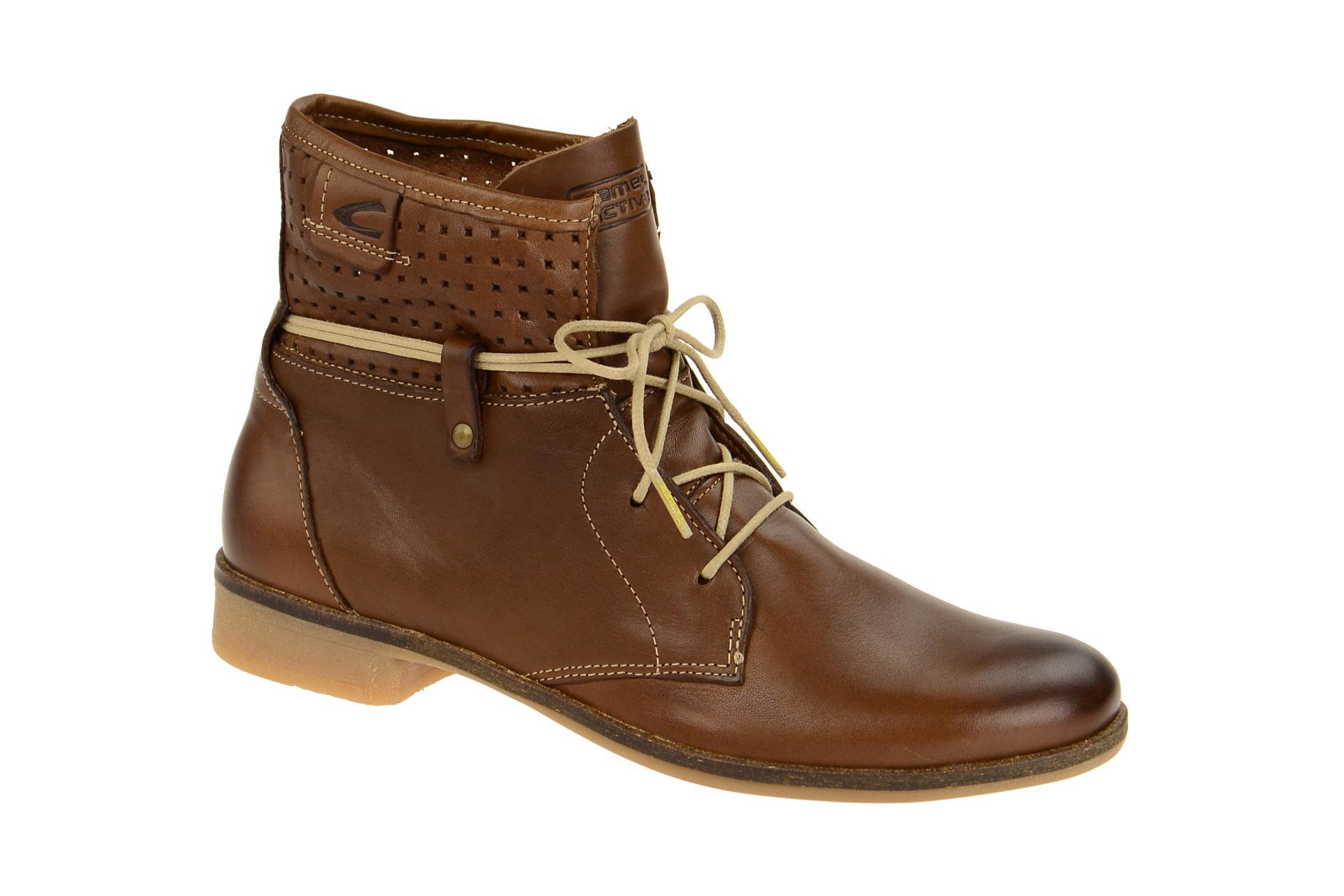 outlet store 5bf85 b66c3 camel active Schuhe SANTANA 70 braun Damenschuhe Stiefeletten 766.70.09 NEU  | eBay
