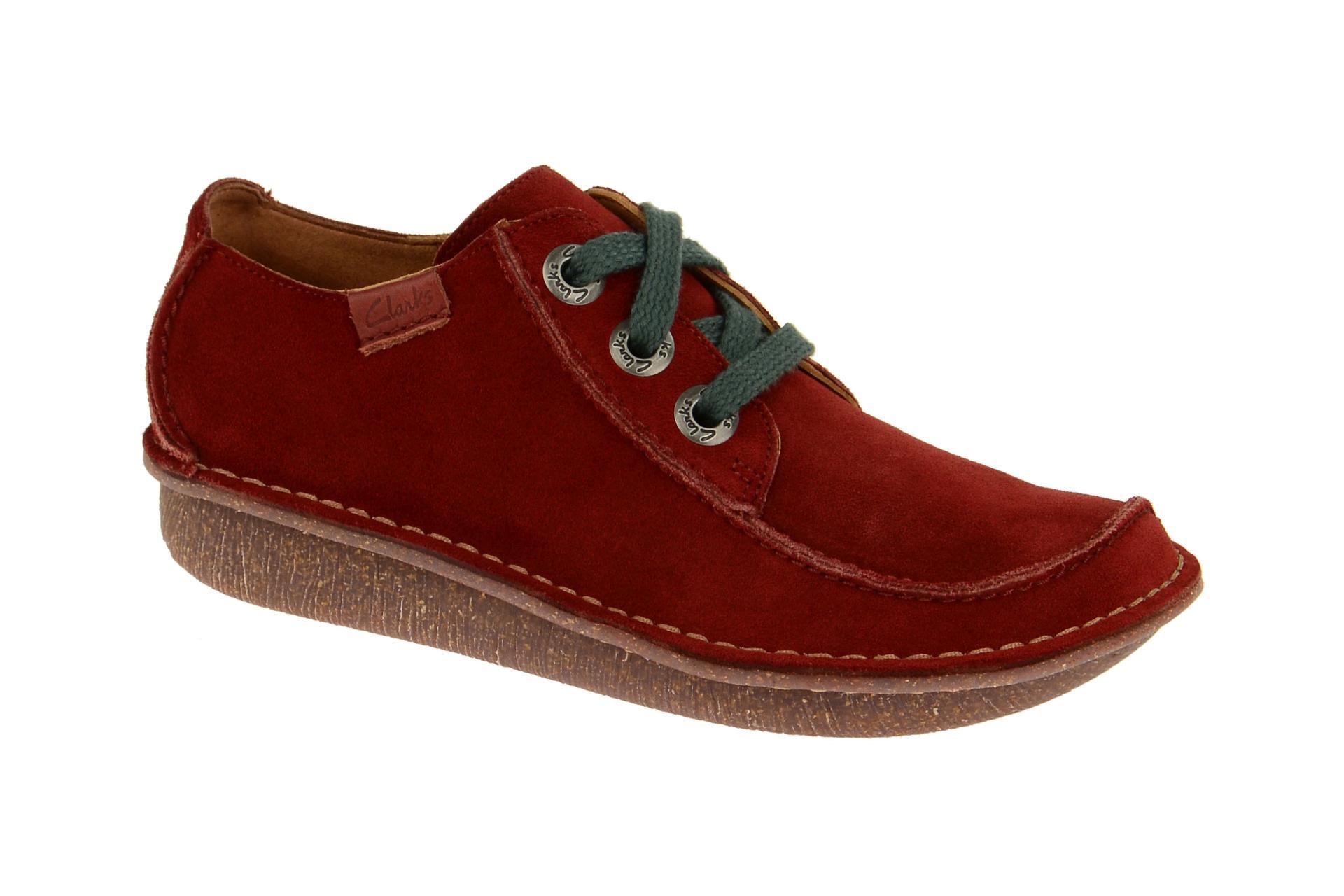 Clarks Komfort Schuhe Funny Dream lila DRkzgGedDa