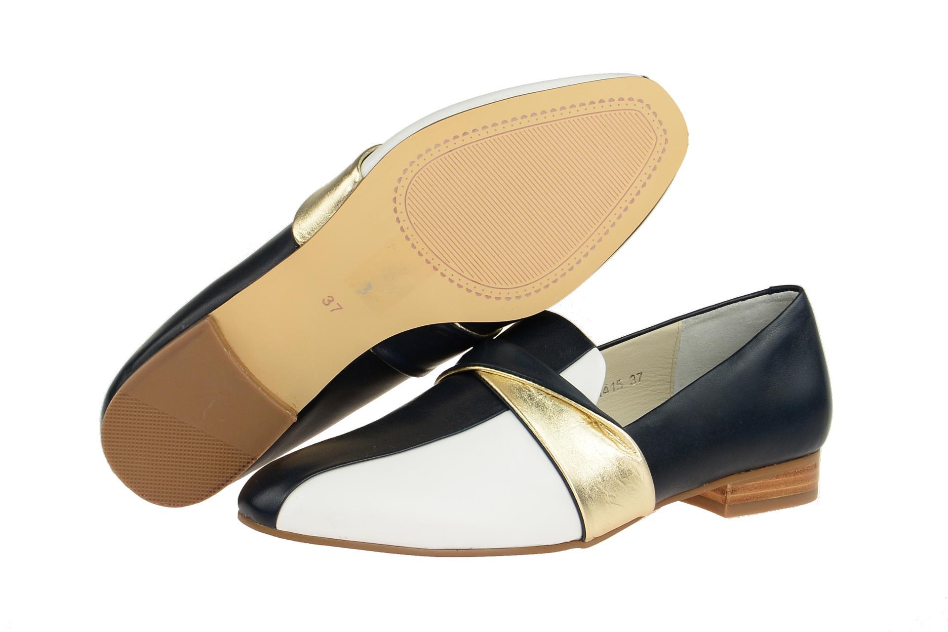 Everybody Schuhe 31415 blau Damenschuhe elegante Slipper 31415P1424 blu NEU 0c99dd8064