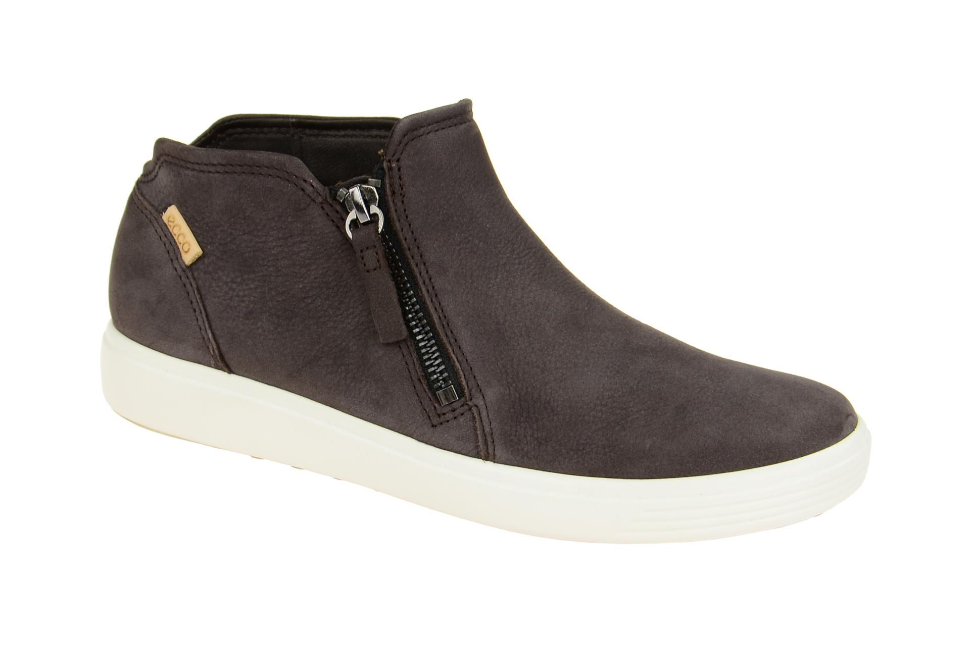 Details about Ecco Schuhe SOFT 7 LADIES braun Damenschuhe bequeme Slipper 43024350668 NEU