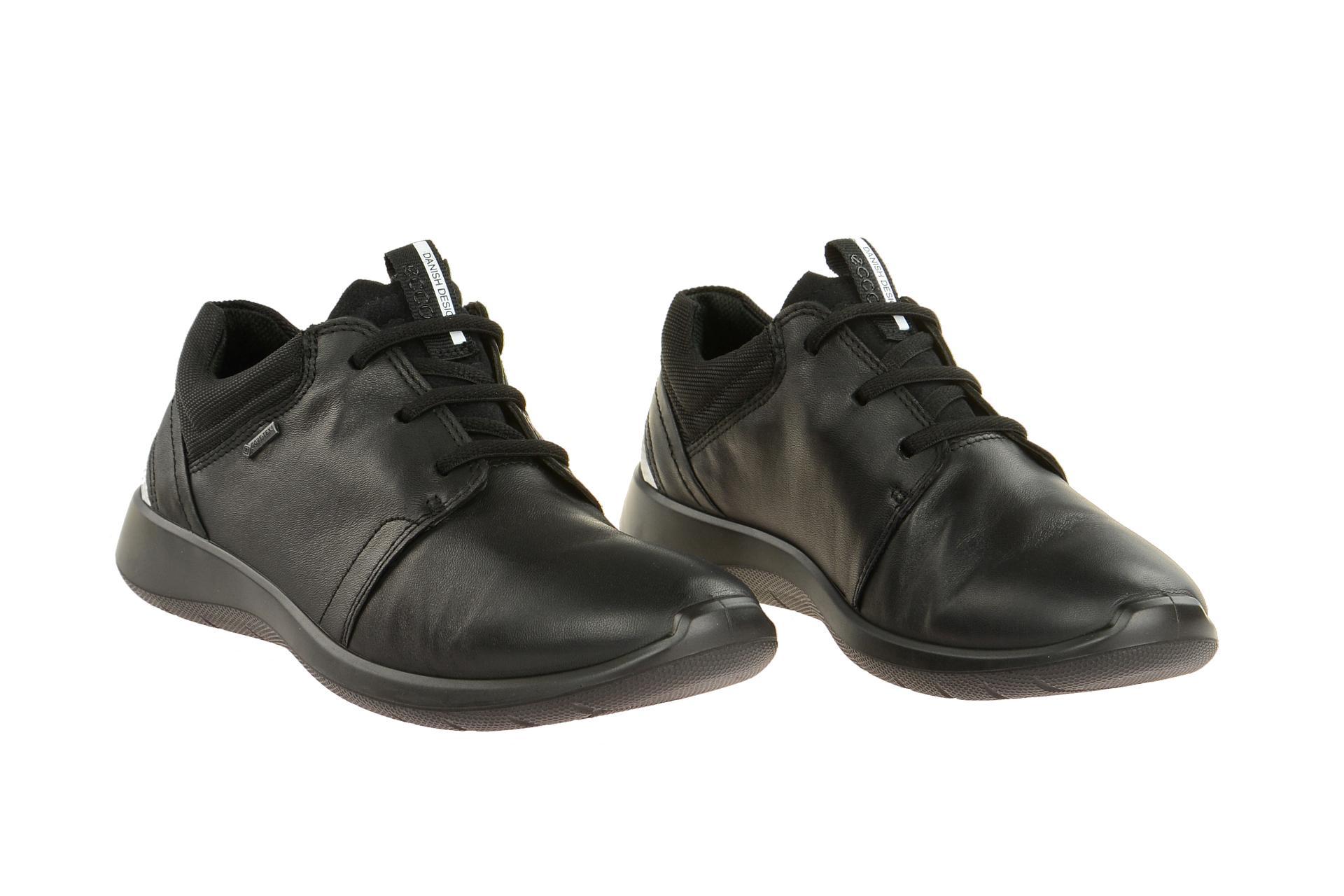 490342c53b0c10 Ecco Schuhe SOFT 5 schwarz Damenschuhe Halbschuhe 28313301001 NEU