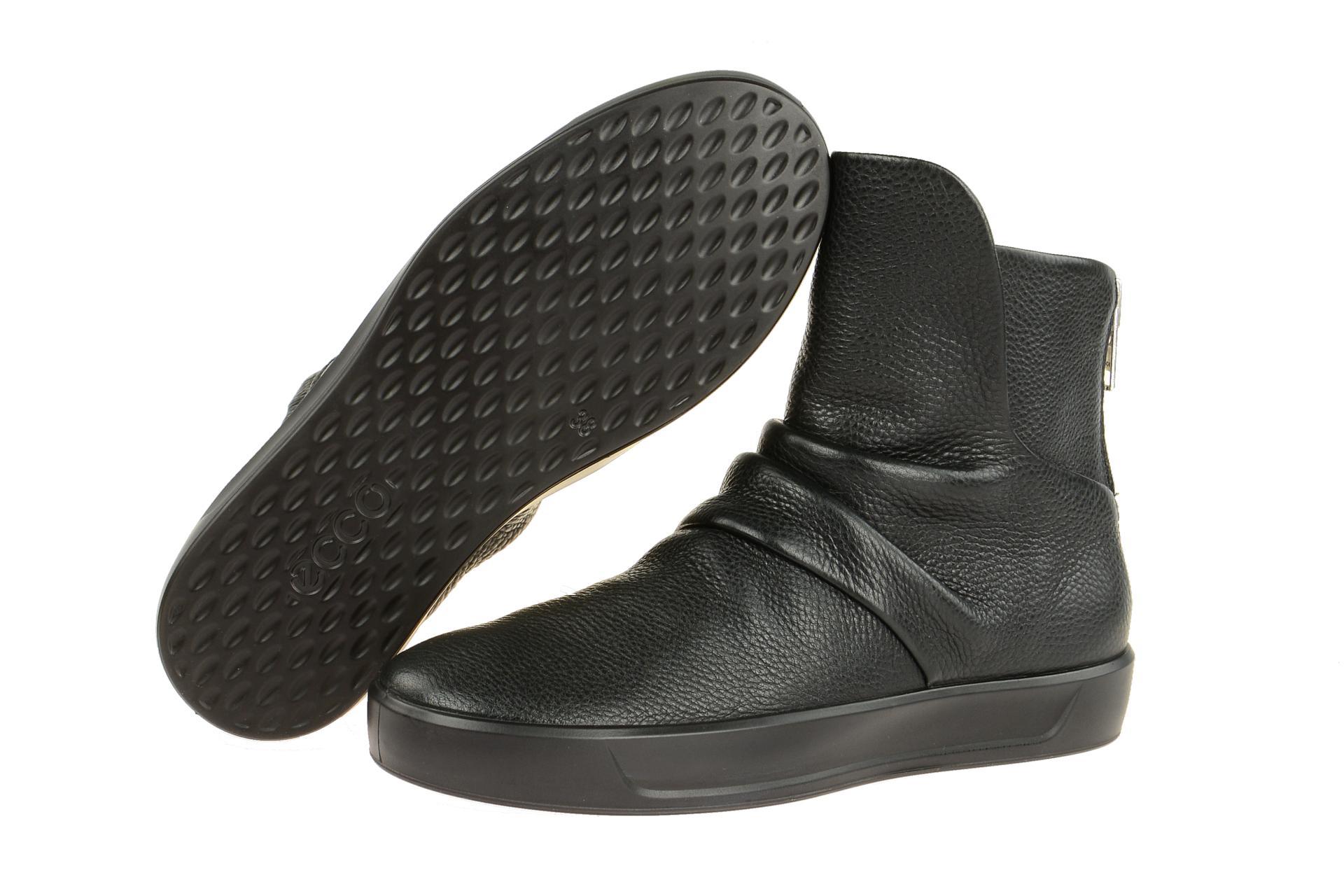 c903aca35f0cab Ecco Schuhe SOFT 8 LADIES schwarz Damen Stiefeletten 44056301001 NEU ...