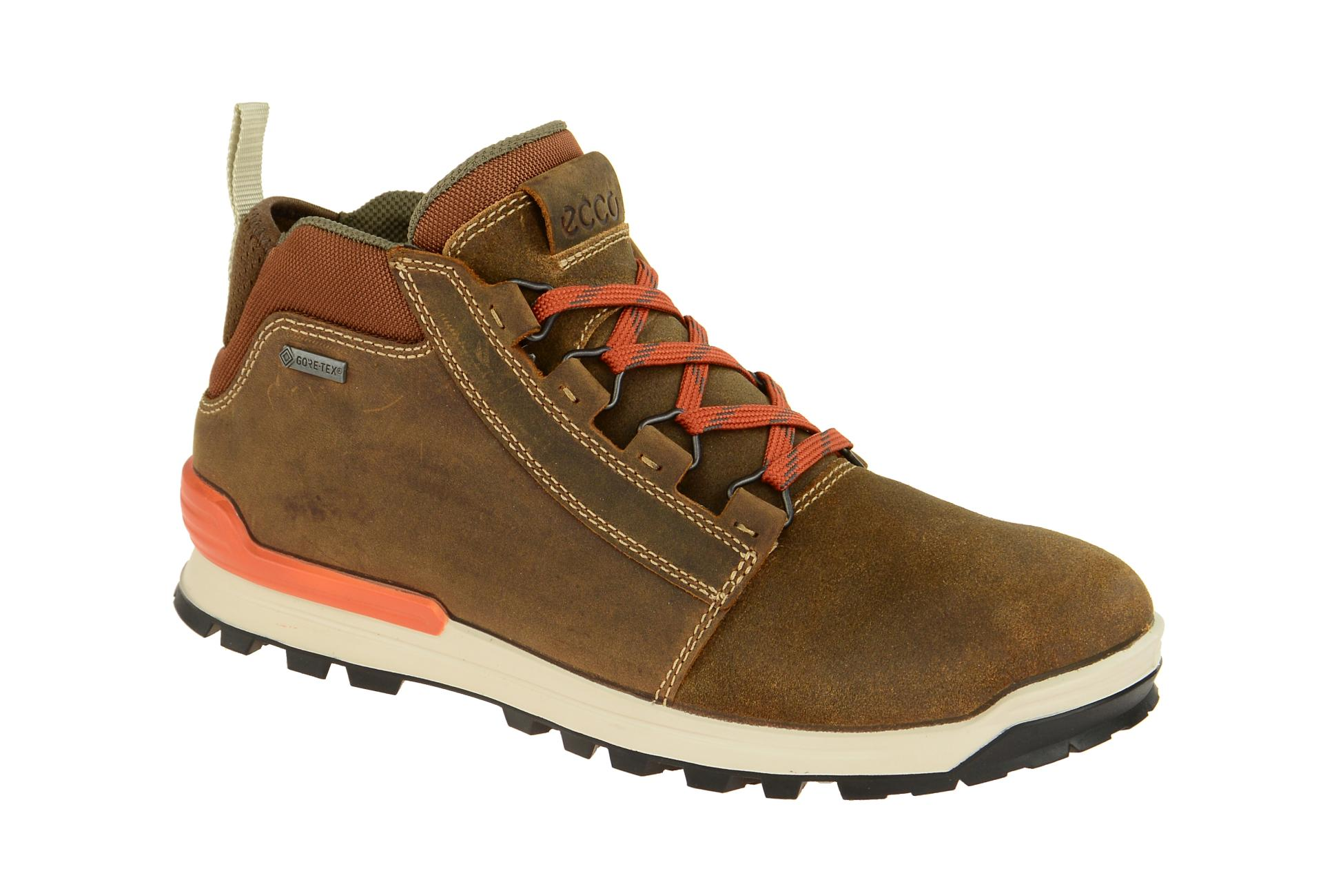 faa89a47d3df44 ecco Oregon Stiefel braun Gore-Tex - Schuhhaus Strauch Shop
