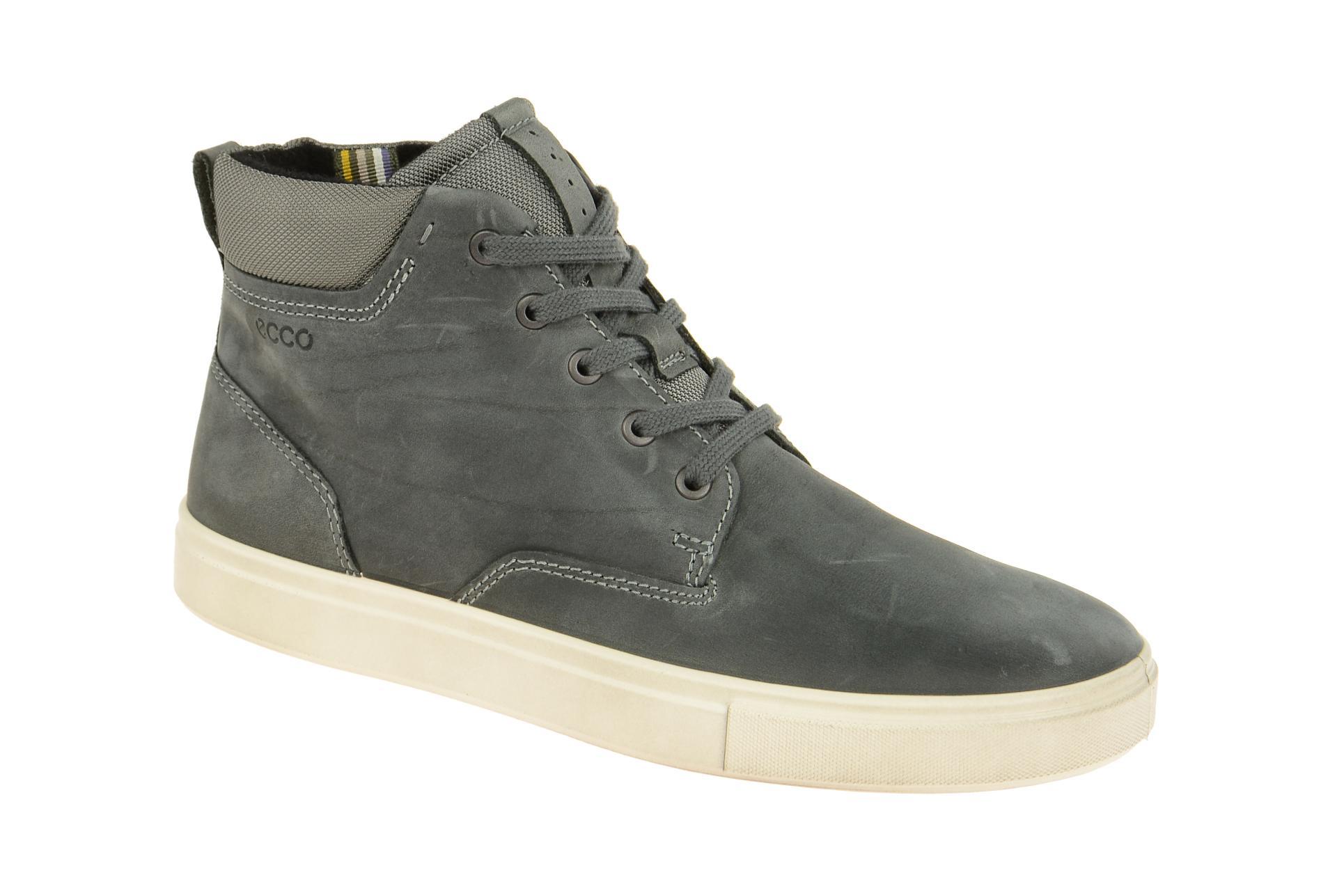 Ecco Kyle Sneaker grau Boots