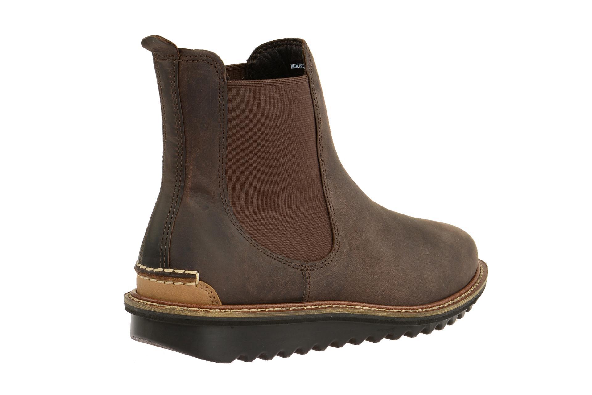Schuhe Damen Braun Bequeme Elaine Stiefelette Ecco Stiefeletten HAq4xwandS