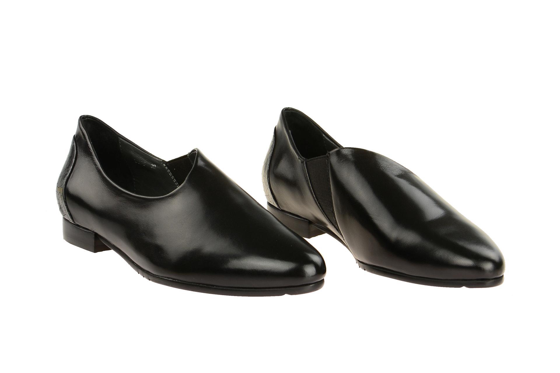 san francisco f7c9e 9bbd3 Details zu Everybody Schuhe 34335 schwarz Damenschuhe elegante Slipper  34335G2399 nero NEU