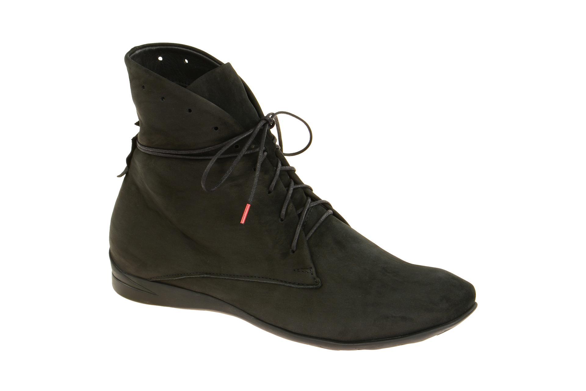 Viel Spaß beim Einkaufen Damen schwarz WUNDA Schuhe Think