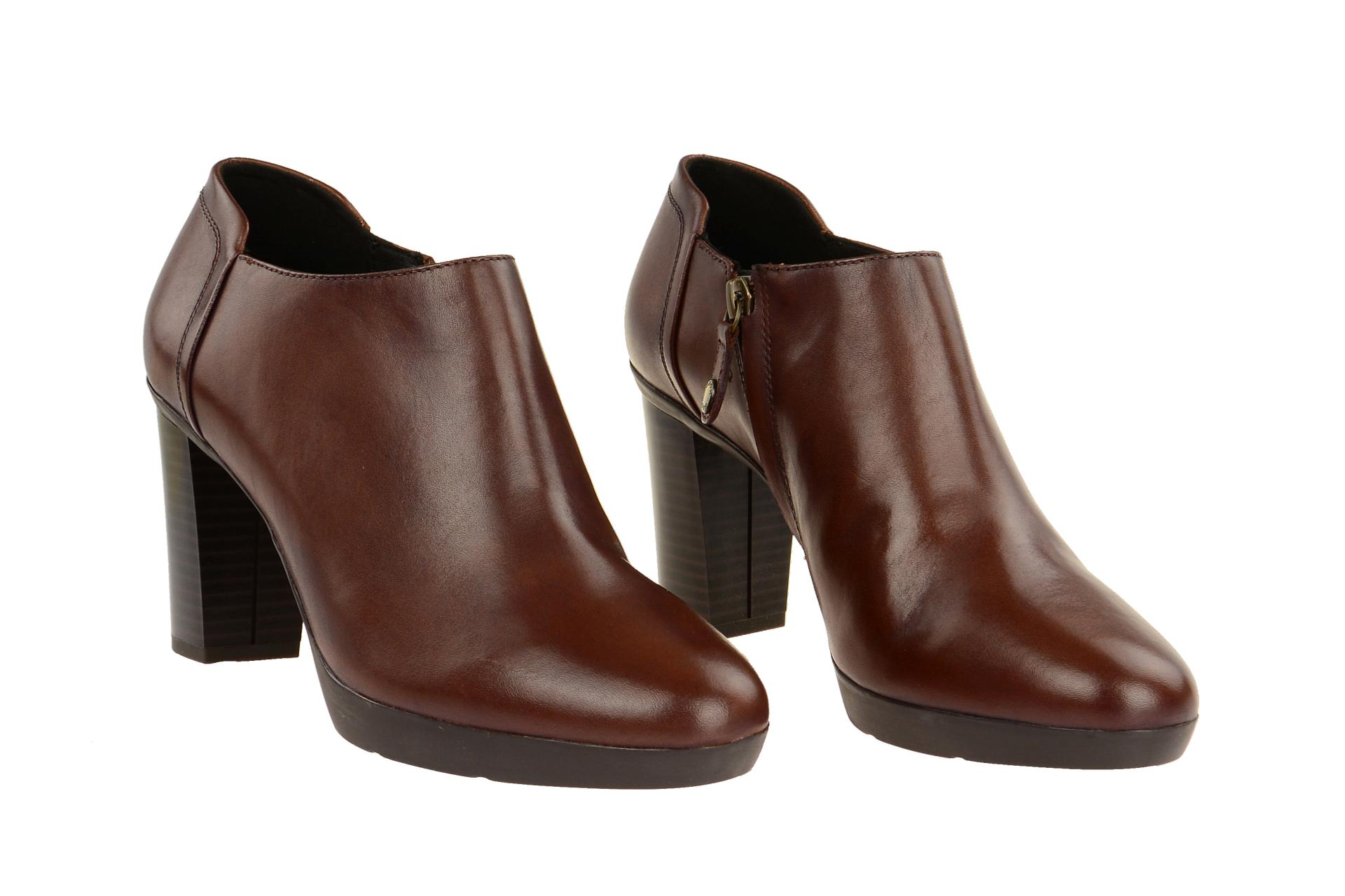 Stivaletti Braun Damen Stiefeletten Inspiration Geox Schuhe D746ac 00043 C0013Ebay O0wPkn8X