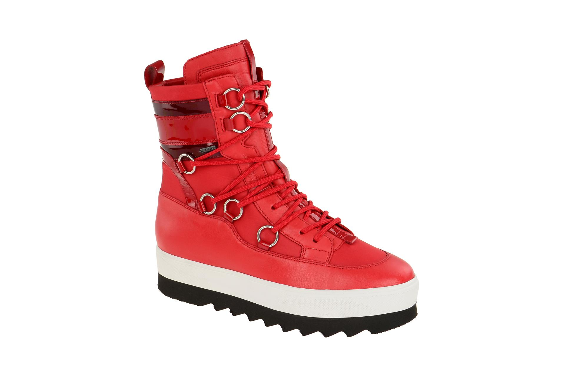 promo code 3719d ab091 Högl 4-10 1810 4000 Stiefel rot