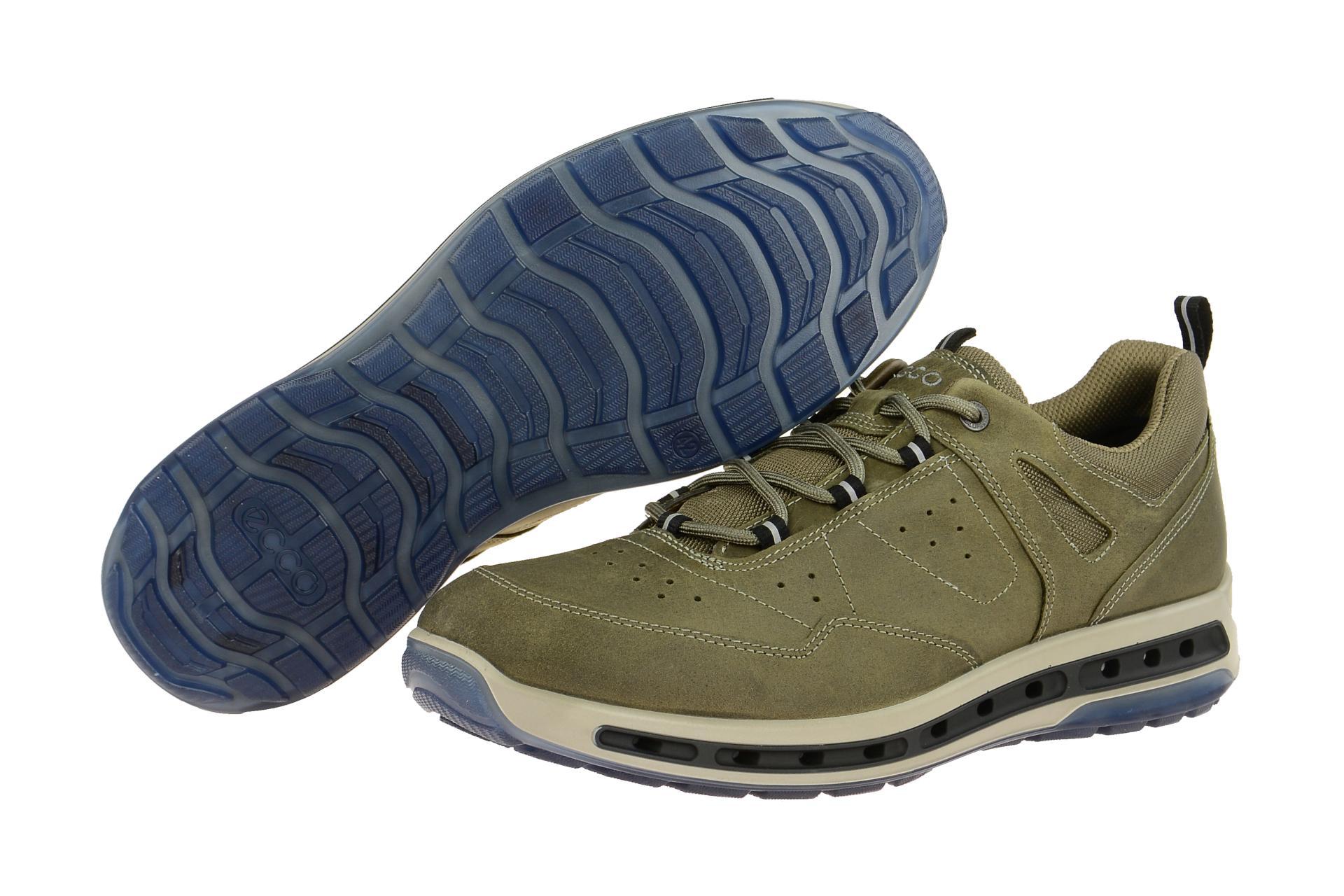 b25c89a3148df2 Ecco Schuhe COOL WALK grau Herrenschuhe sportliche Halbschuhe ...