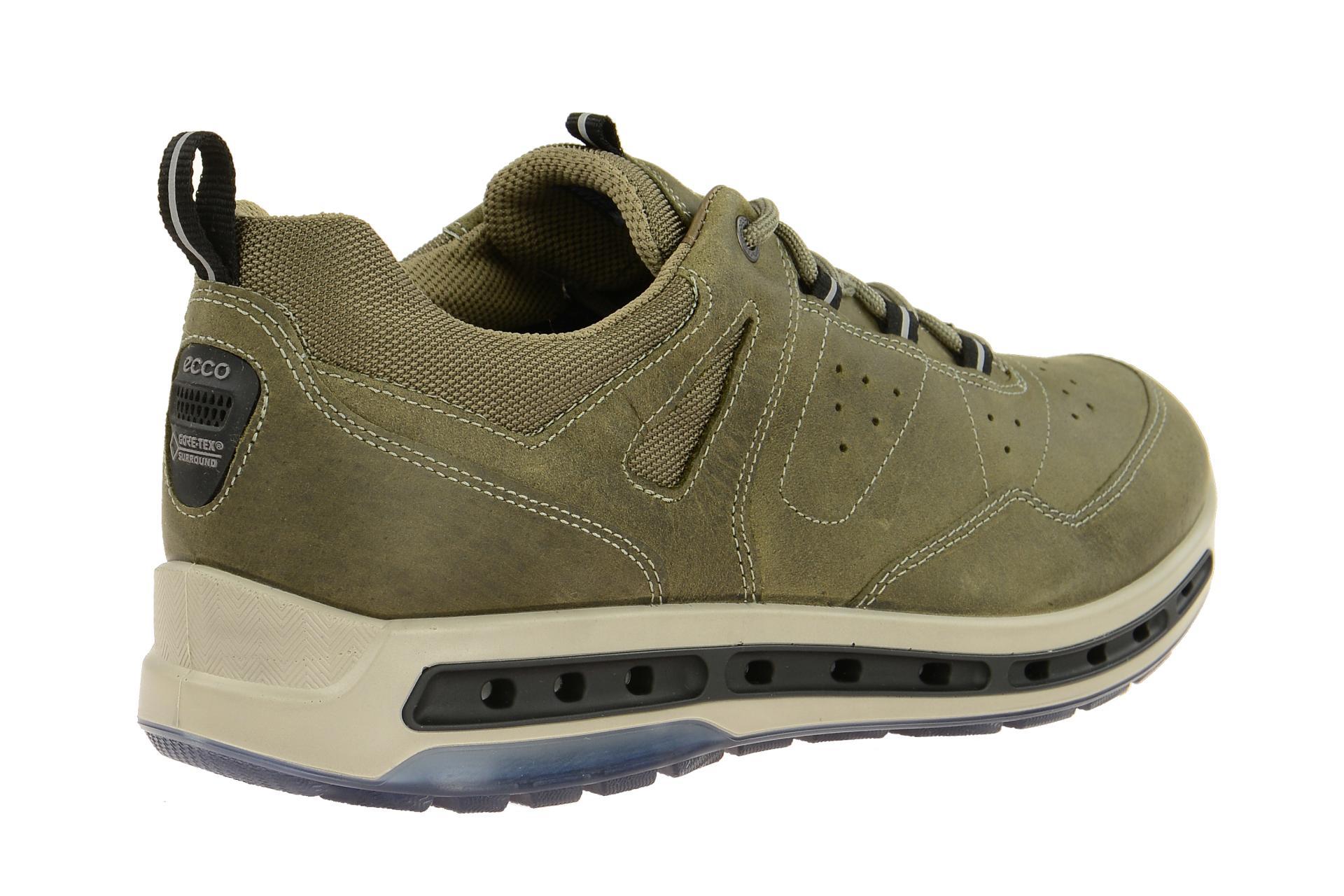 hot sale online 85062 7b1e9 Details zu Ecco Schuhe COOL WALK grau Herrenschuhe sportliche Halbschuhe  83320402543 NEU